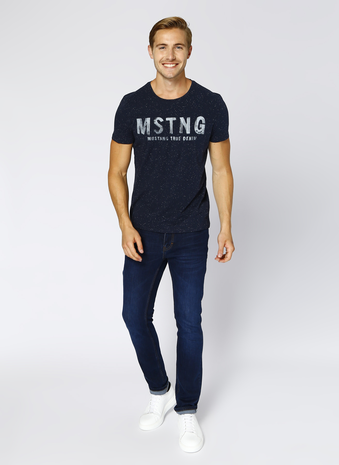 Mustang T-Shirt XL 5001702335001 Ürün Resmi
