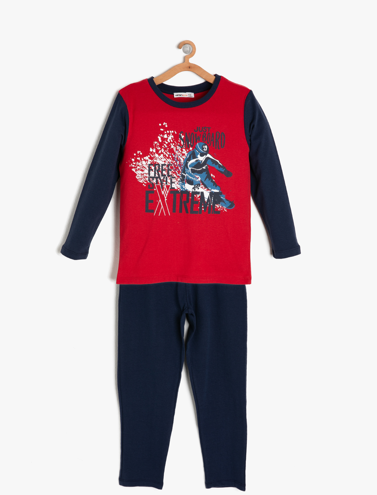 Koton Pijama Takımı 6 Yaş 5001703168005 Ürün Resmi