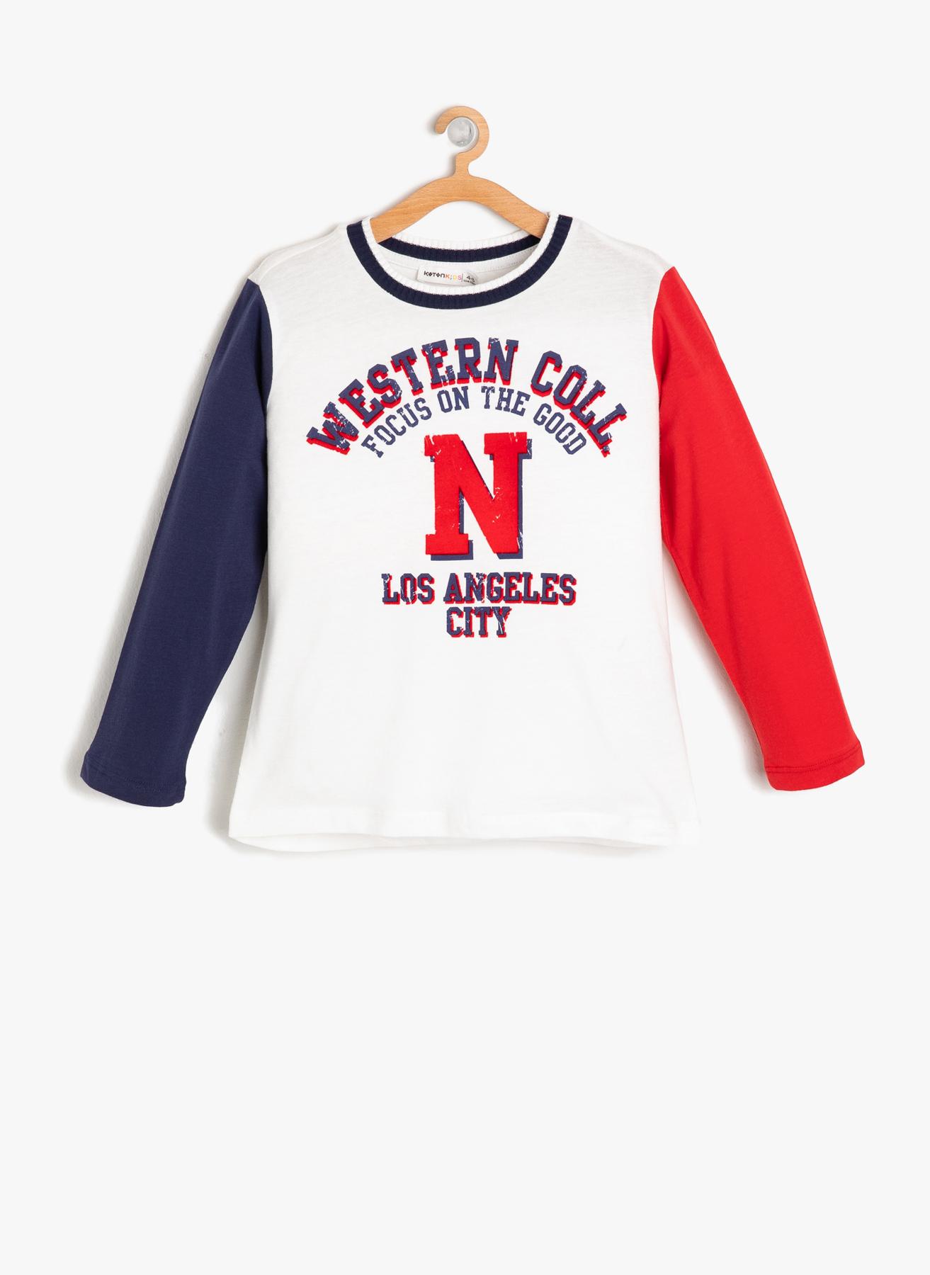 Koton T-Shirt 3 Yaş 5001703316002 Ürün Resmi