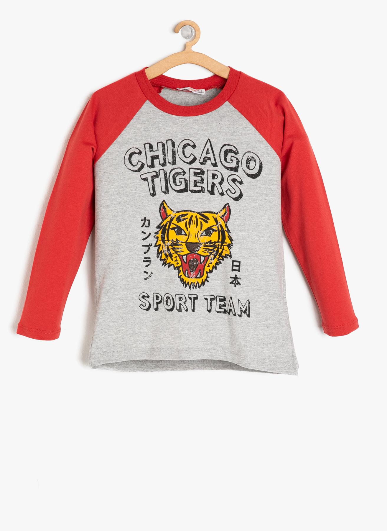 Koton Gri T-Shirt 3 Yaş 5001703317002 Ürün Resmi
