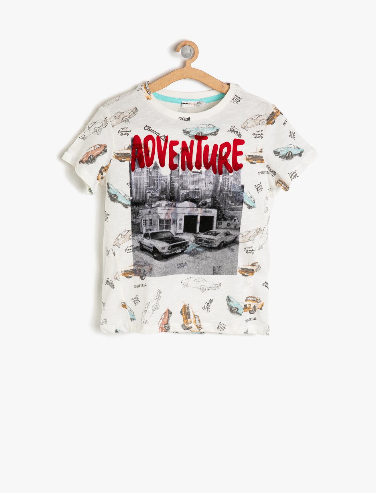 Koton T-Shirt 3 Yaş 5001703320002 Ürün Resmi