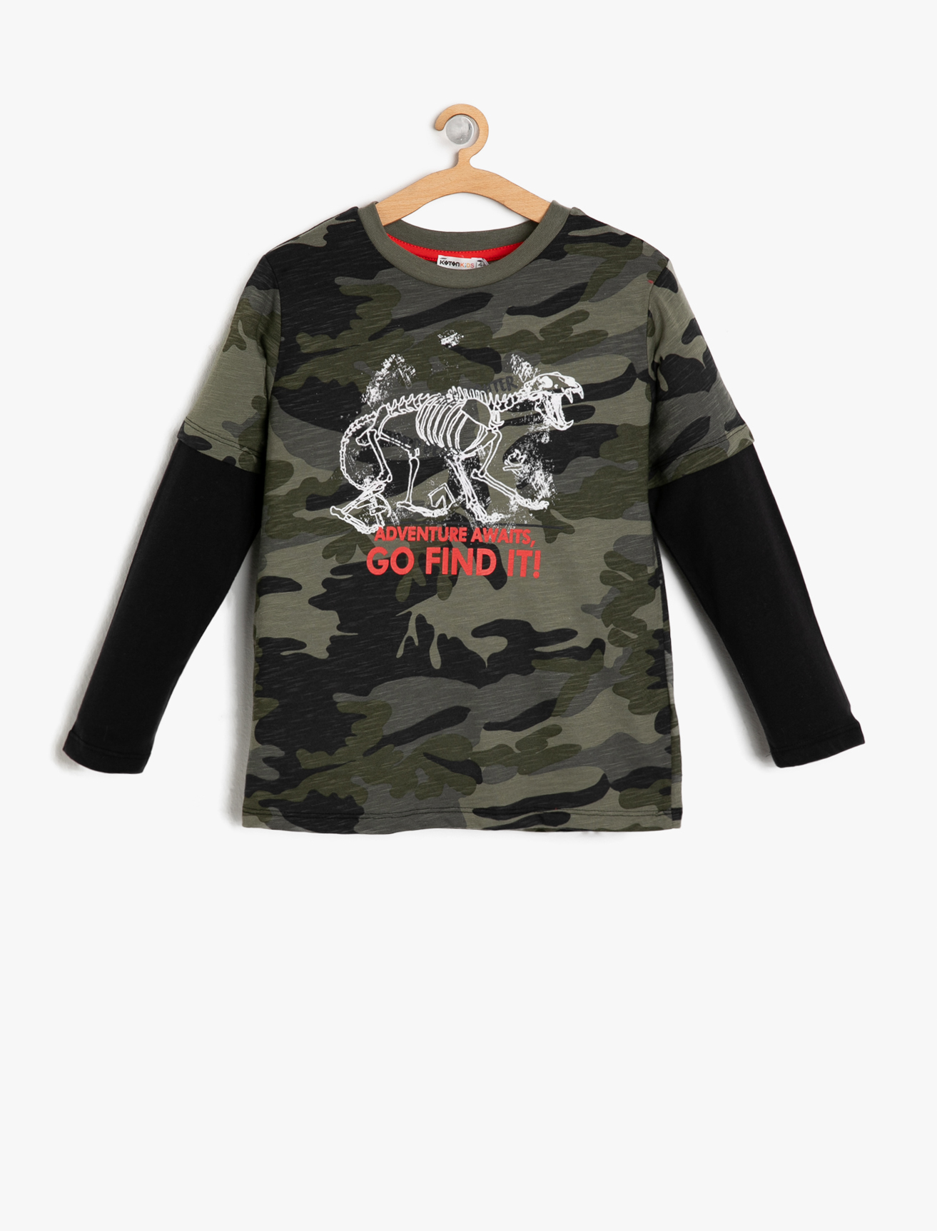 Koton T-Shirt 5 Yaş 5001703329004 Ürün Resmi