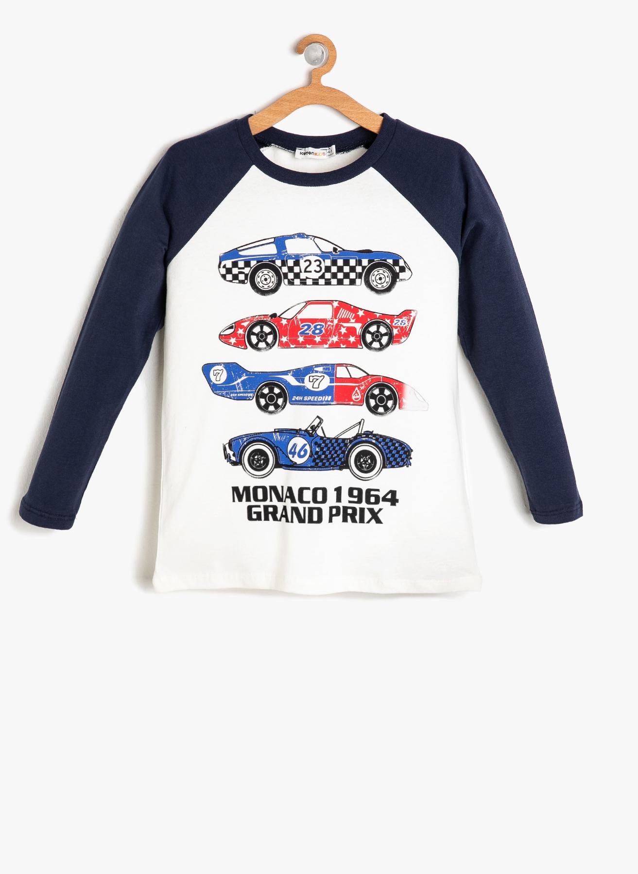 Koton Ekru T-Shirt 5 Yaş 5001703338004 Ürün Resmi