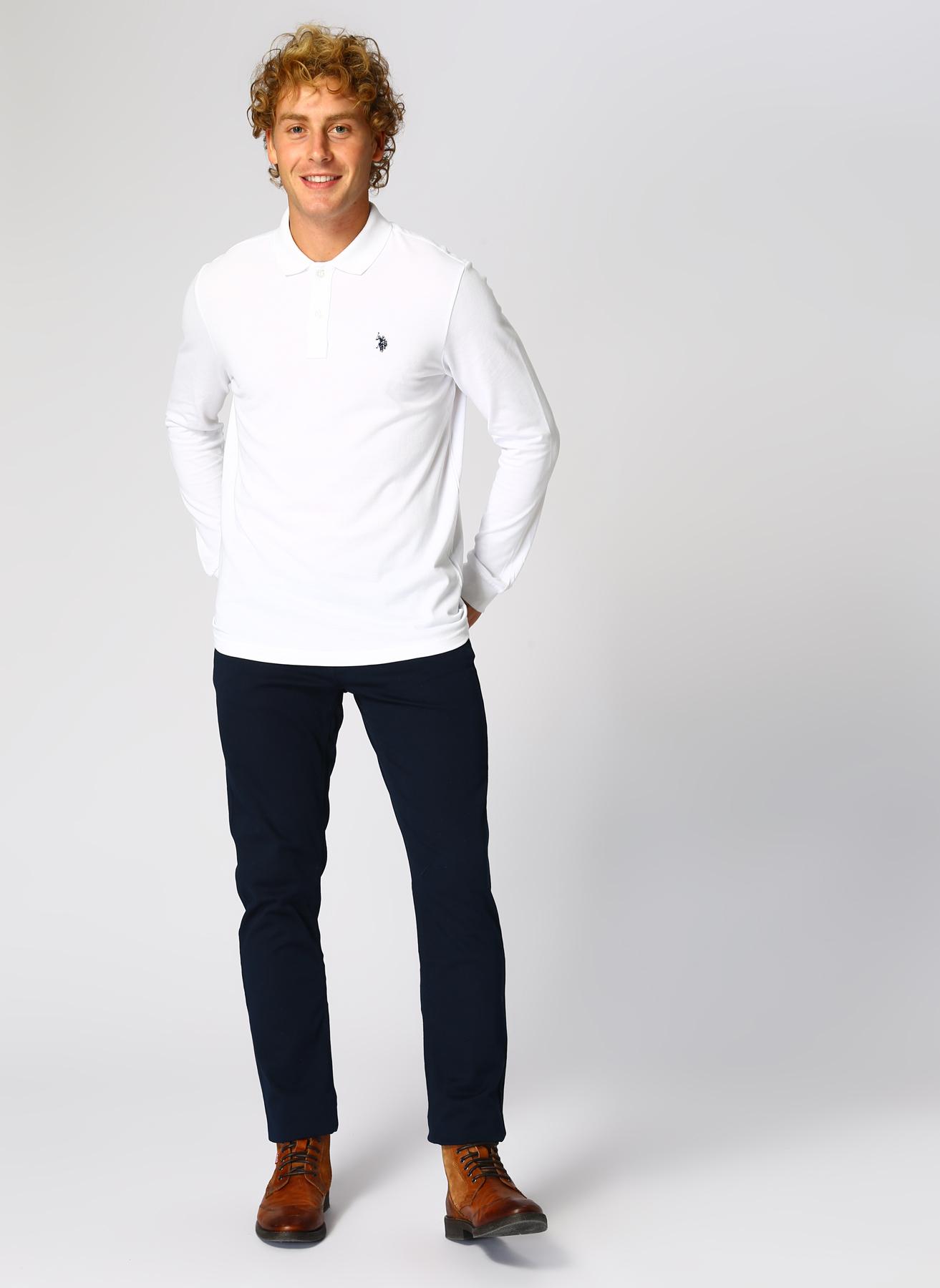 U.S. Polo Assn. Klasik Pantolon 34 5001704357008 Ürün Resmi