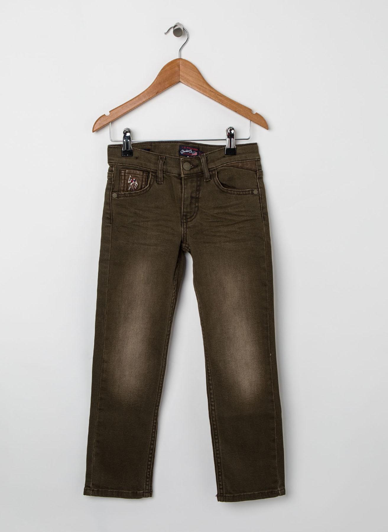 U.S. Polo Assn. Genç Erkek Pantolon 9 Yaş 5001704508010 Ürün Resmi