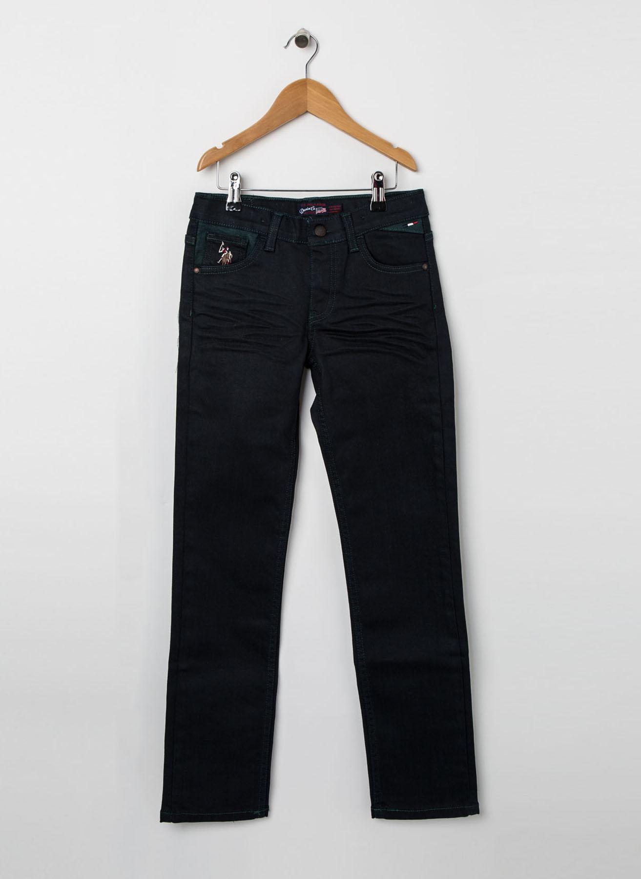 U.S. Polo Assn. Genç Erkek Colarado Yeşil Pantolon 4 Yaş 5001704509005 Ürün Resmi