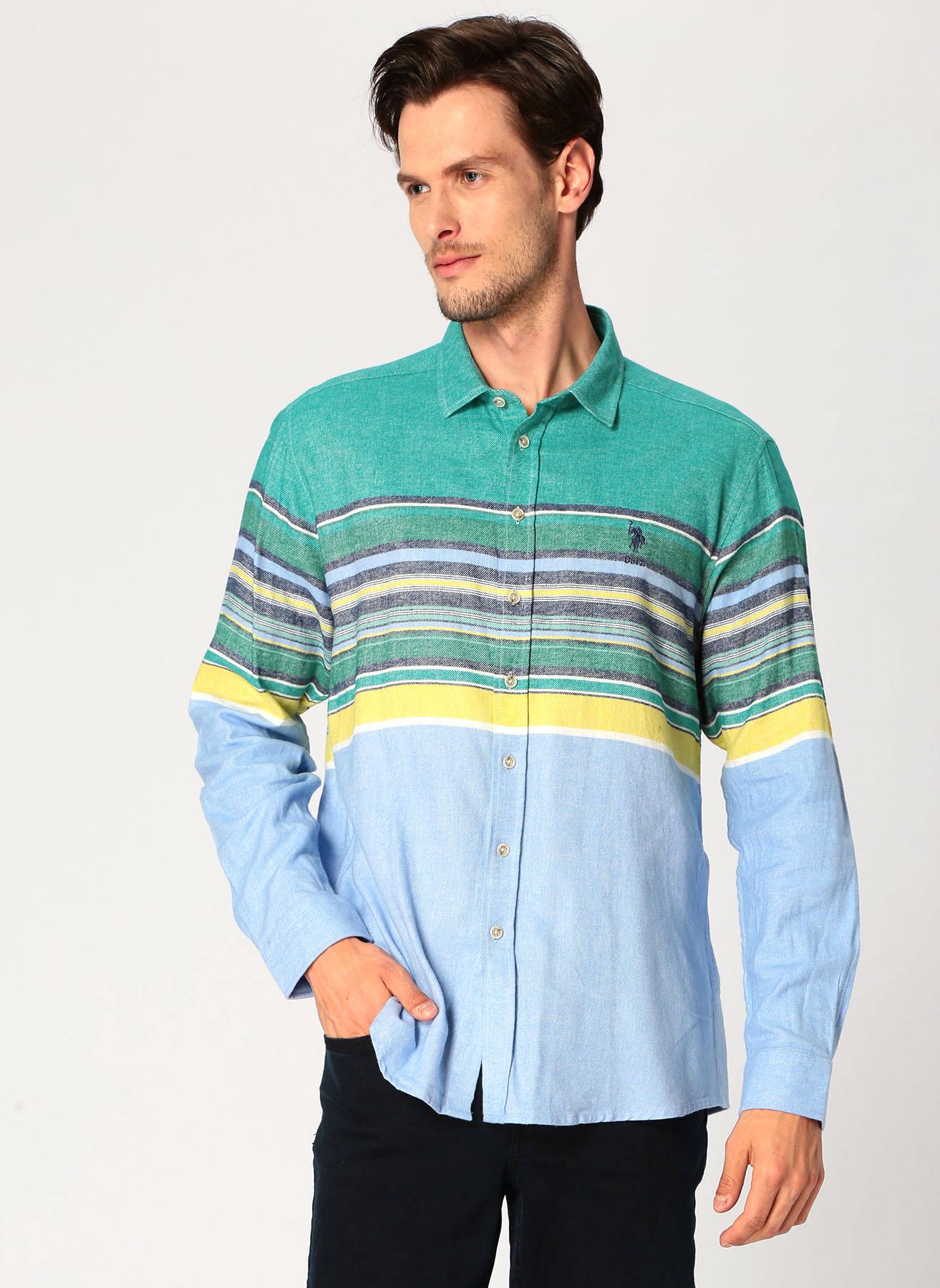 U.S. Polo Assn. Nane Gömlek L 5001704552005 Ürün Resmi