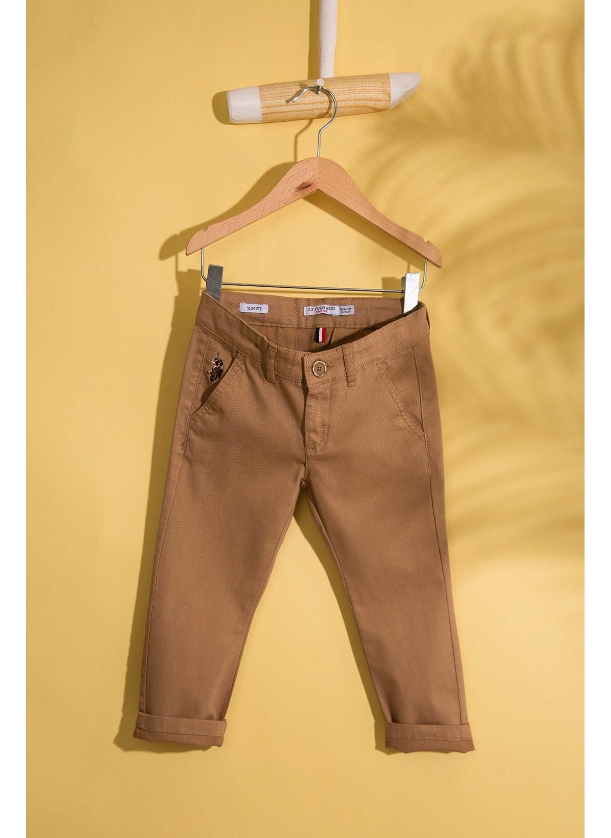 U.S. Polo Assn. Pantolon 8 Yaş 5001704577010 Ürün Resmi