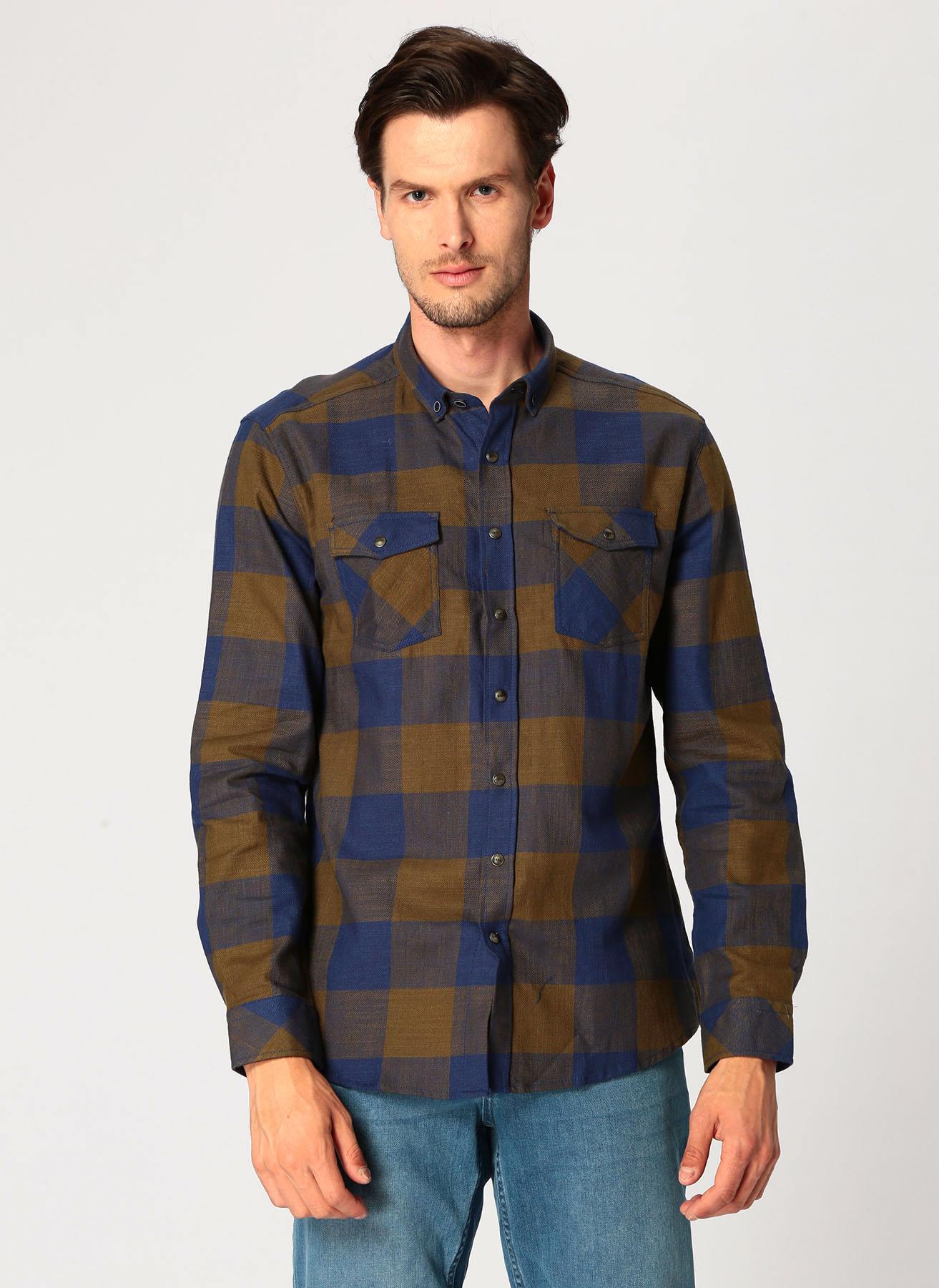 U.S. Polo Assn. Haki Gömlek S 5001704597001 Ürün Resmi
