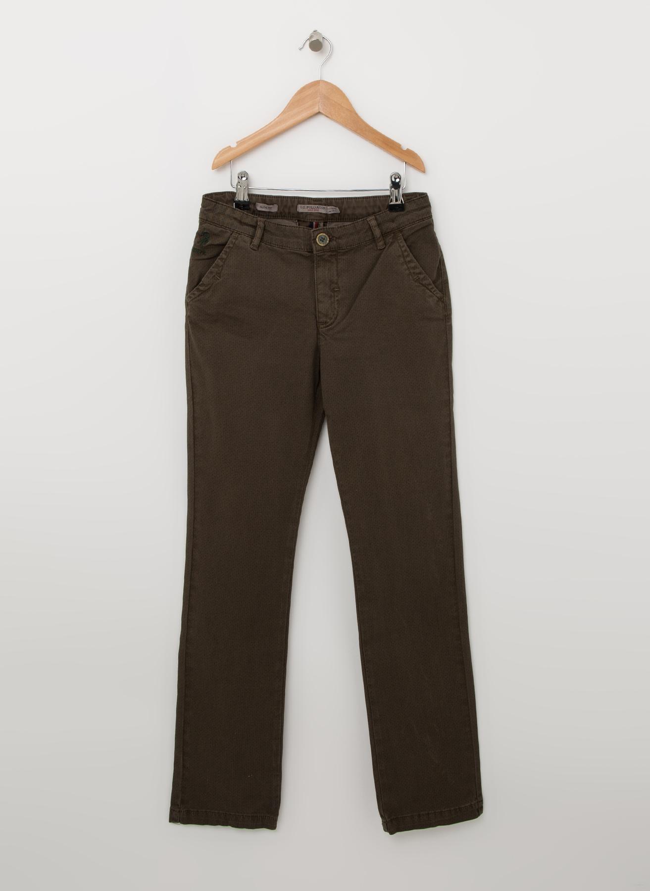 U.S. Polo Assn. Pantolon 12 Yaş 5001704603003 Ürün Resmi