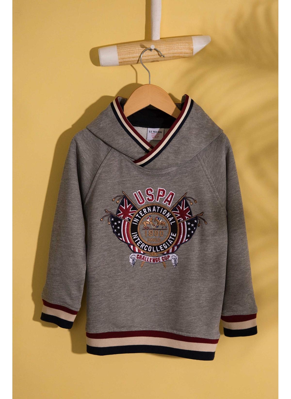 U.S. Polo Assn. Sweatshırt 12 Yaş 5001704692003 Ürün Resmi