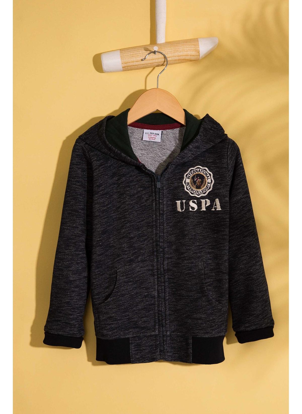 U.S. Polo Assn. Sweatshırt 7 Yaş 5001704728008 Ürün Resmi