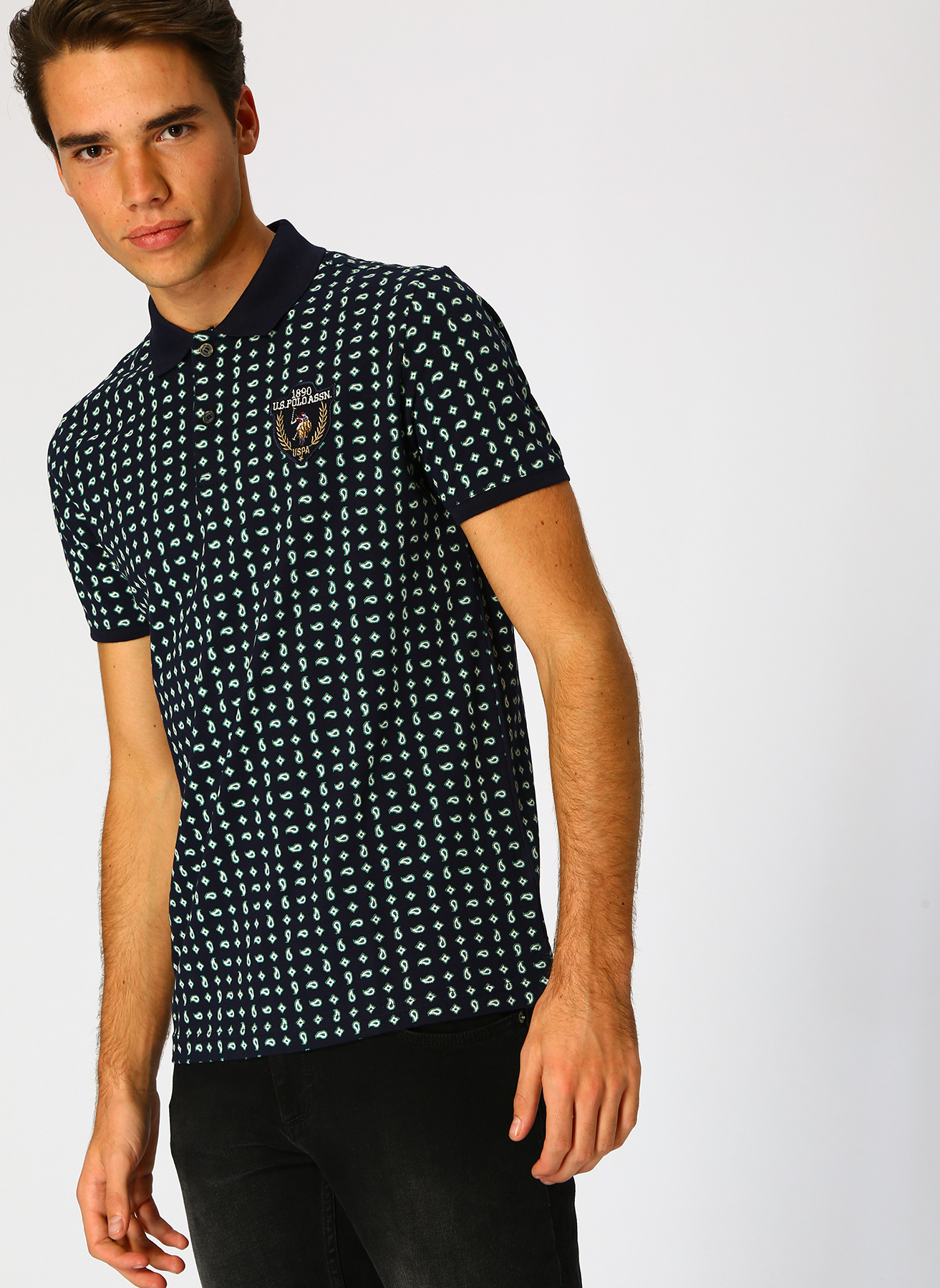 U.S. Polo Assn. T-Shirt S 5001704735002 Ürün Resmi