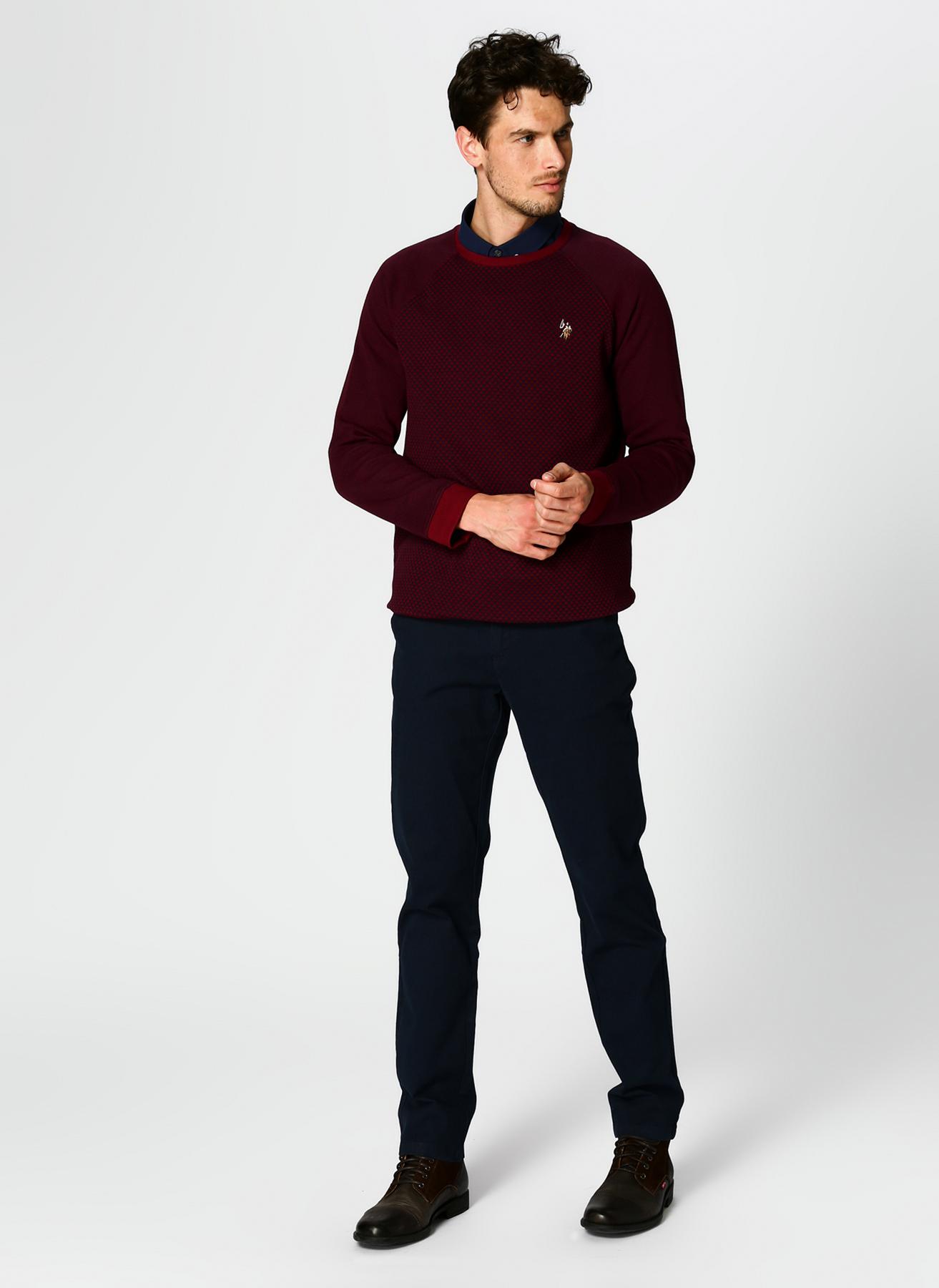 U.S. Polo Assn. Lacivert Klasik Pantolon 38 5001704745001 Ürün Resmi