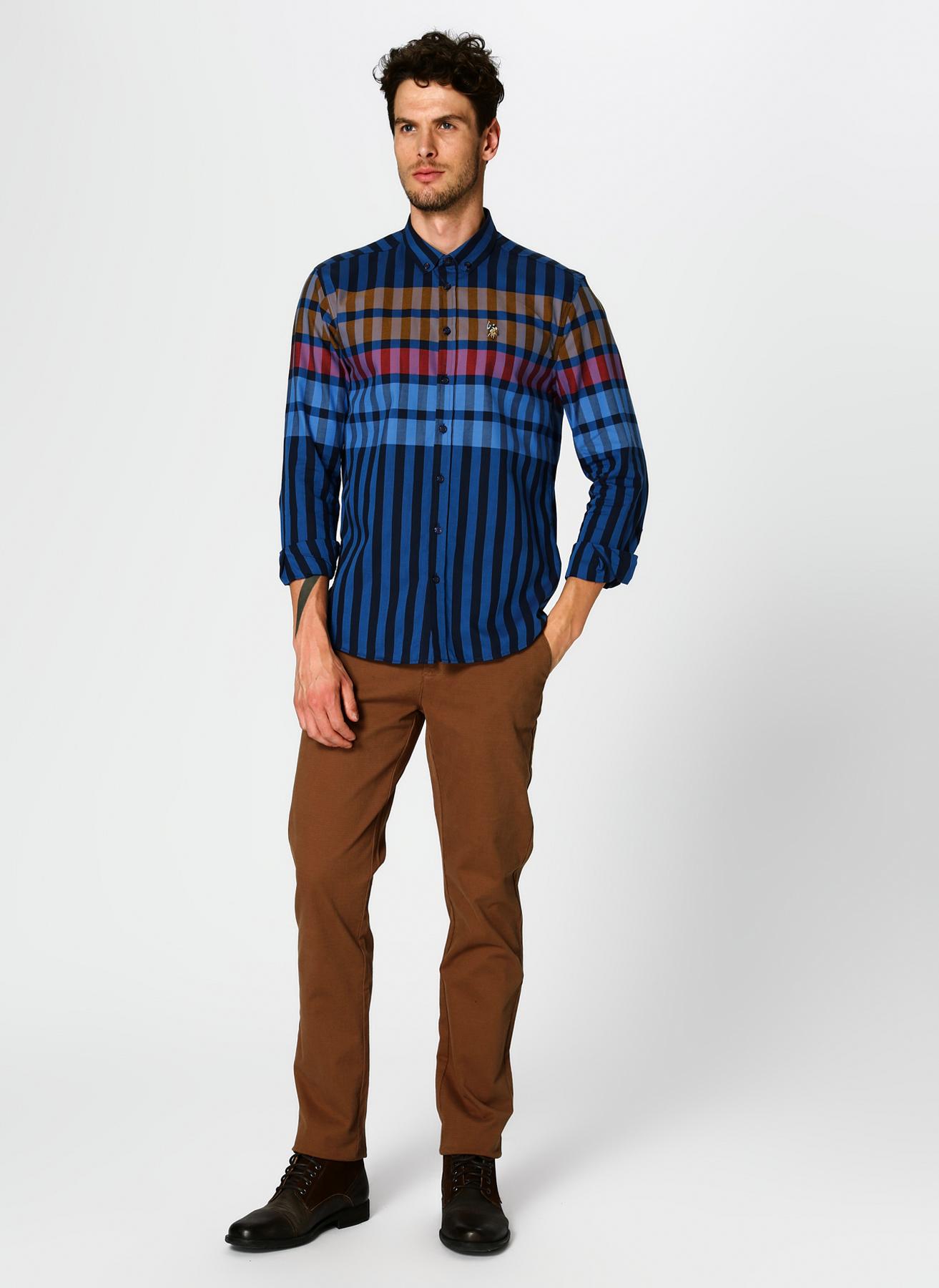 U.S. Polo Assn. Klasik Pantolon 34 5001704746008 Ürün Resmi