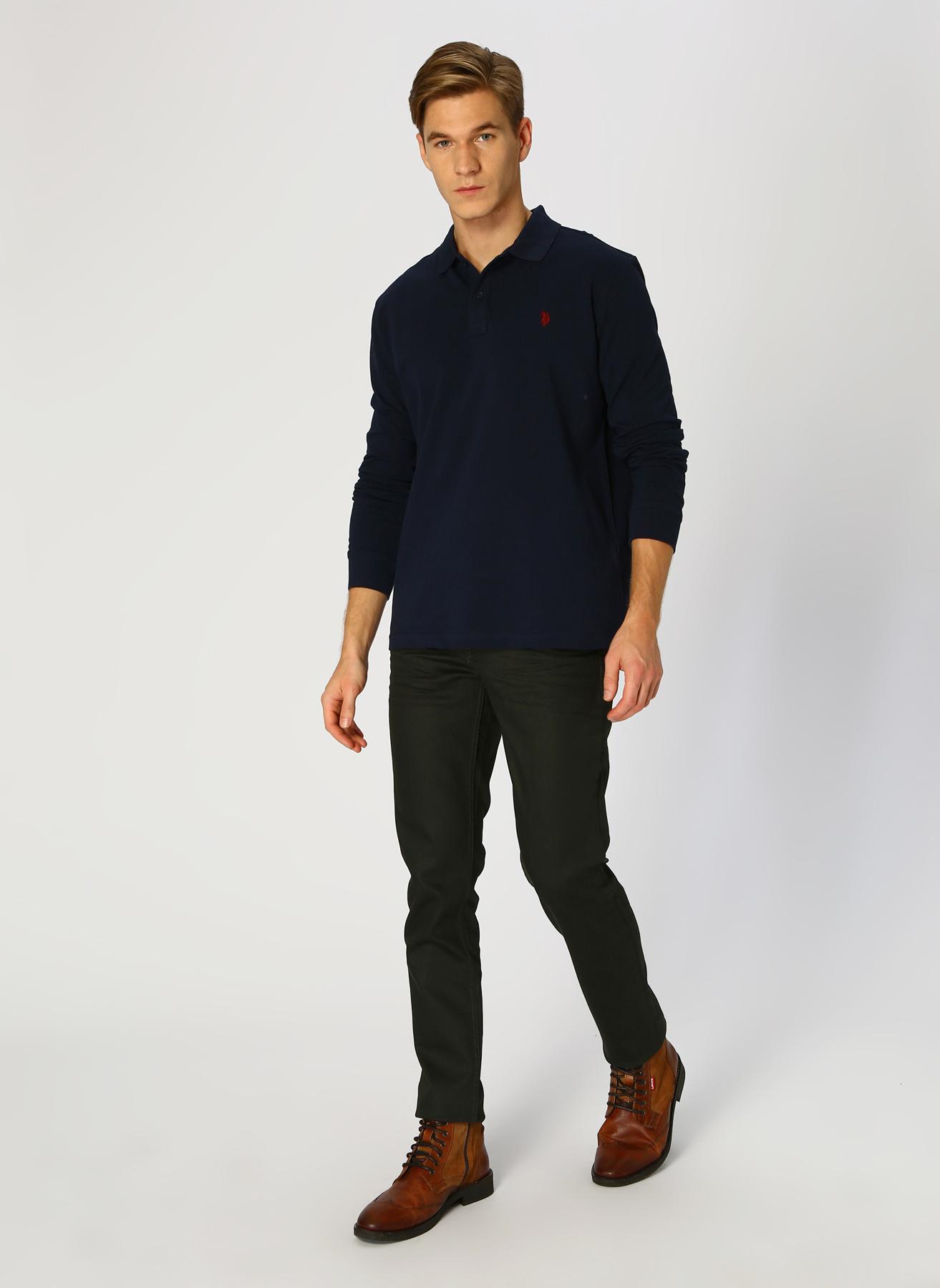 U.S. Polo Assn. Haki Denim Pantolon 36-32 5001704809006 Ürün Resmi