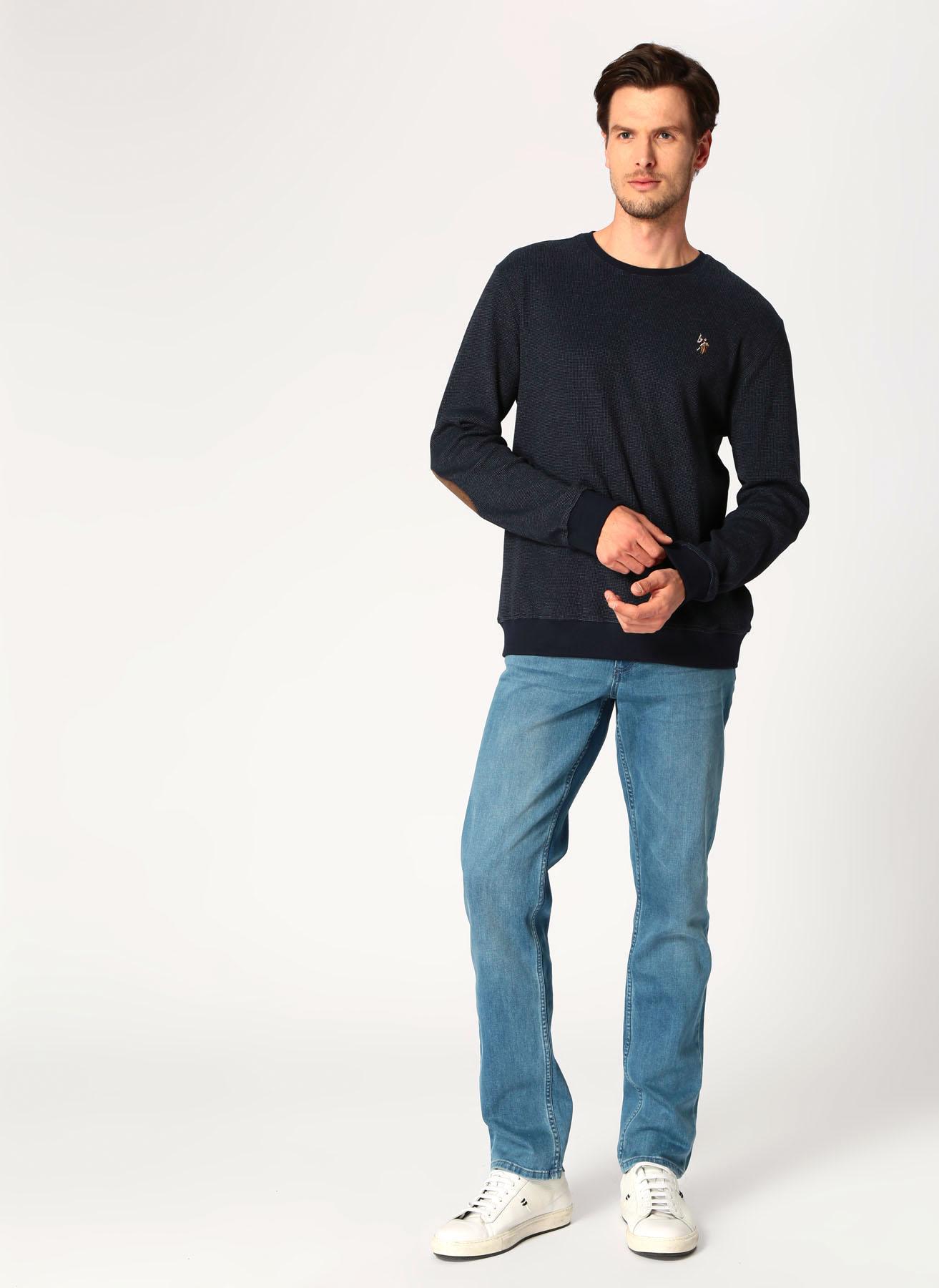 U.S. Polo Assn. Neon Lacivert Denim Pantolon 29-32 5001704816007 Ürün Resmi