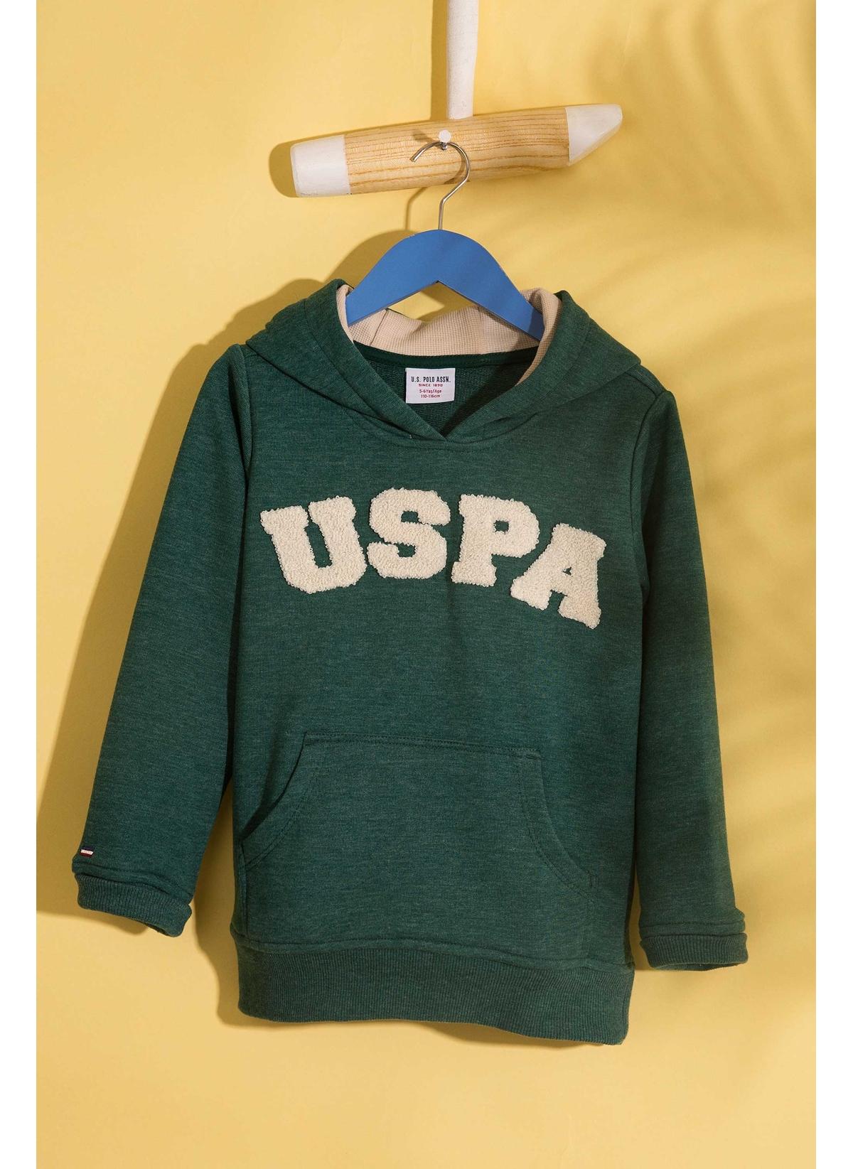 U.S. Polo Assn. Sweatshırt 4 Yaş 5001704879005 Ürün Resmi