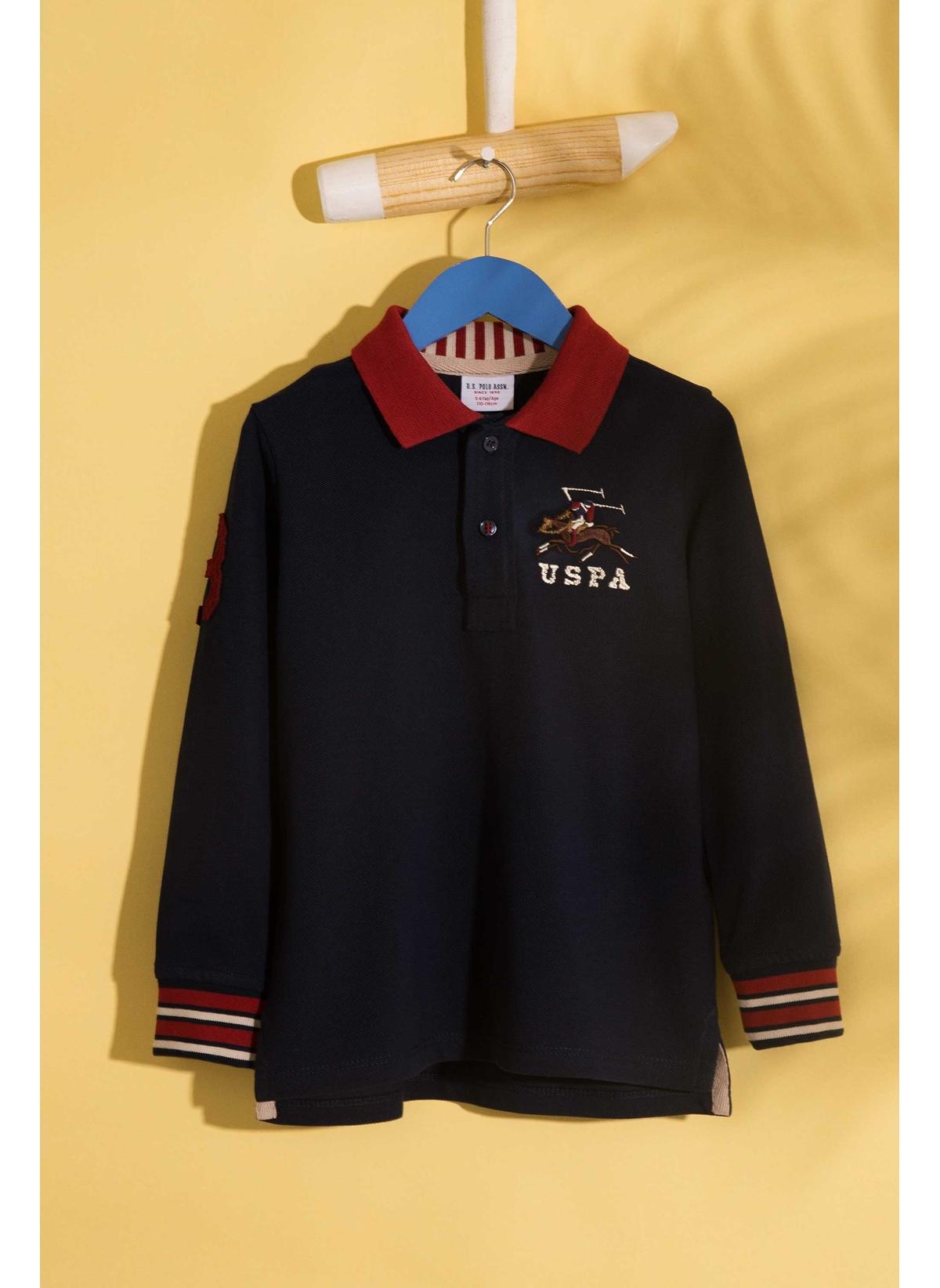U.S. Polo Assn. Sweatshırt 7 Yaş 5001704909008 Ürün Resmi