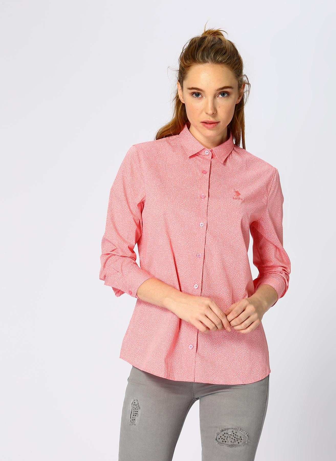 U.S. Polo Assn. Gömlek 36 5001733224002 Ürün Resmi