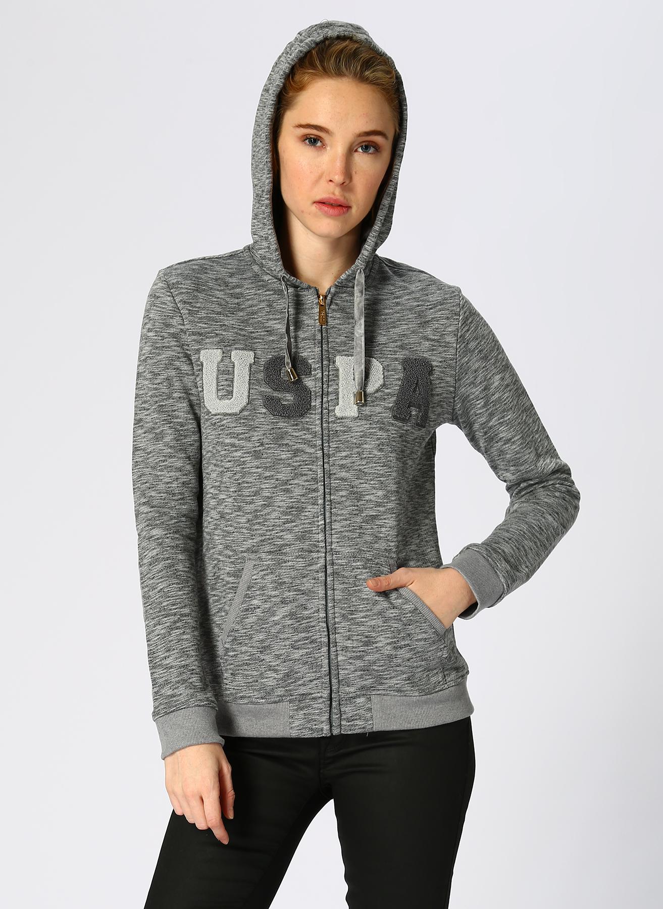 U.S. Polo Assn. Sweatshırt XL 5001733412005 Ürün Resmi