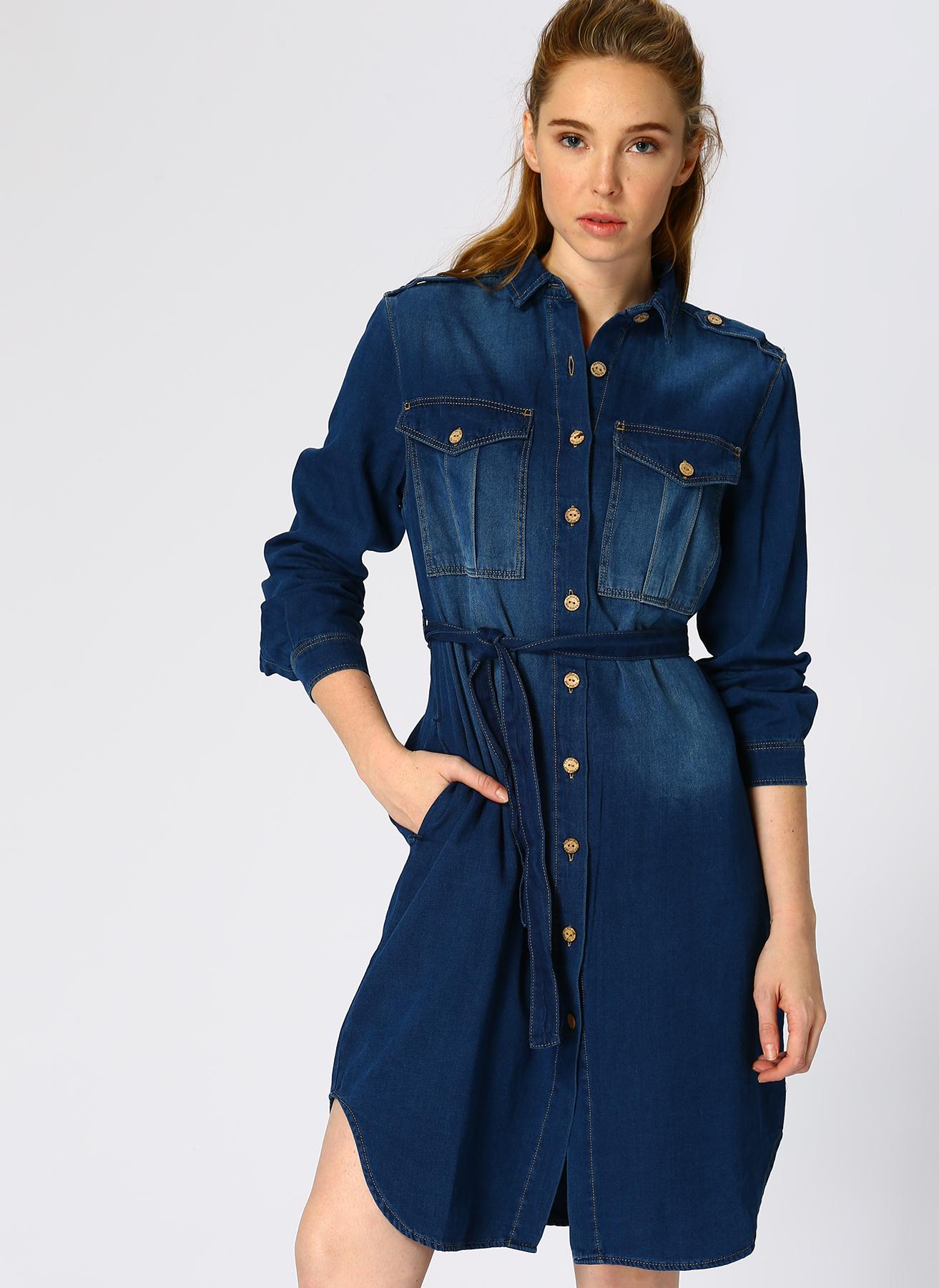 U.S. Polo Assn. Elbise 40 5001733444003 Ürün Resmi