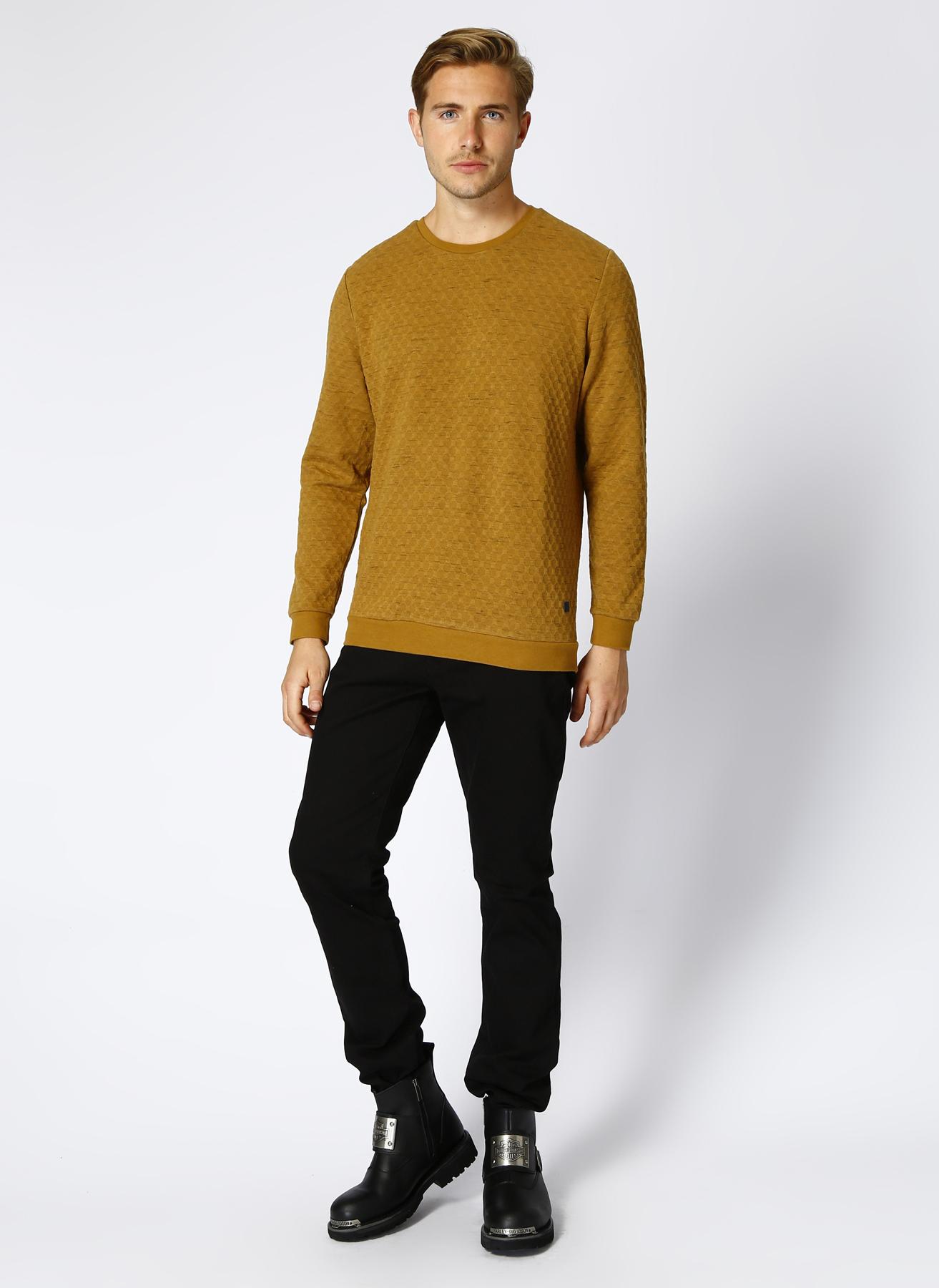Loft Regular Fit Siyah Klasik Pantolon 32-32 5001733848006 Ürün Resmi