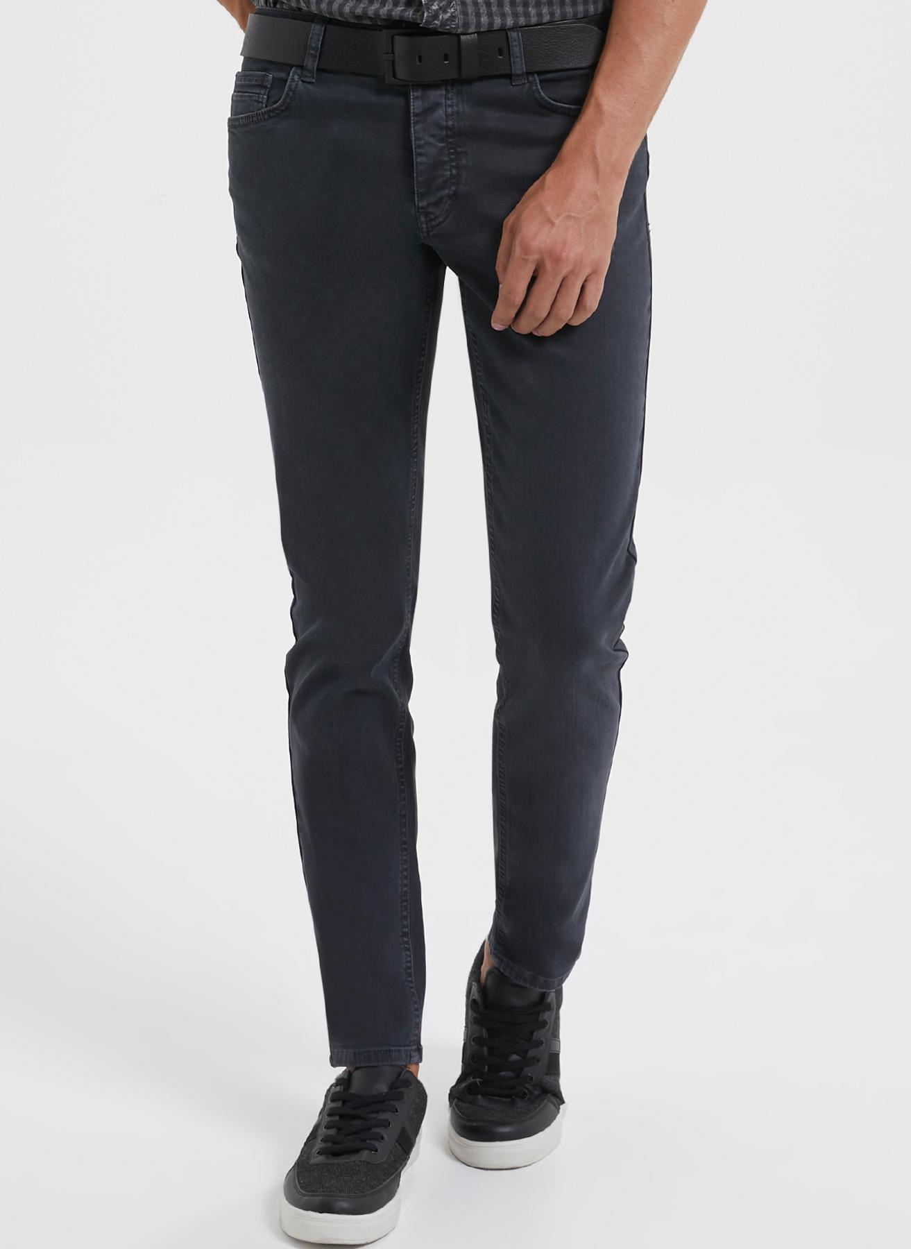 Loft Düşük Bel Siyah Klasik Pantolon 30-30 5001733864003 Ürün Resmi