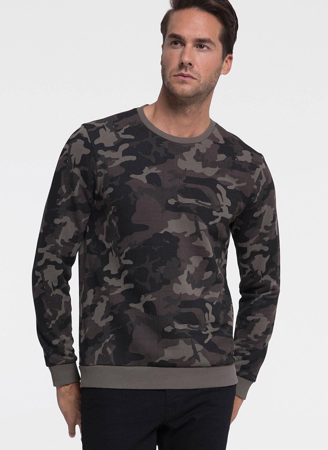 Loft Yeşil Sweatshirt XL 5001734069004 Ürün Resmi