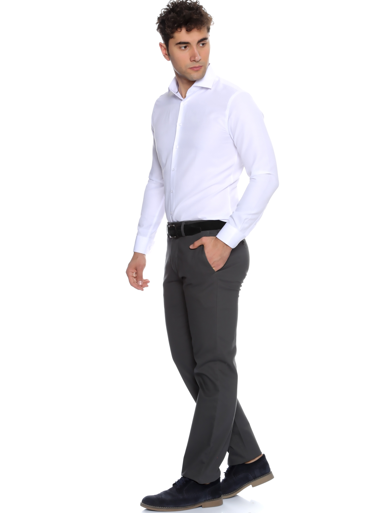Dockers Standard Clean Khaki Slim - Stretch Twill Klasik Pantolon 32 5001816158001 Ürün Resmi