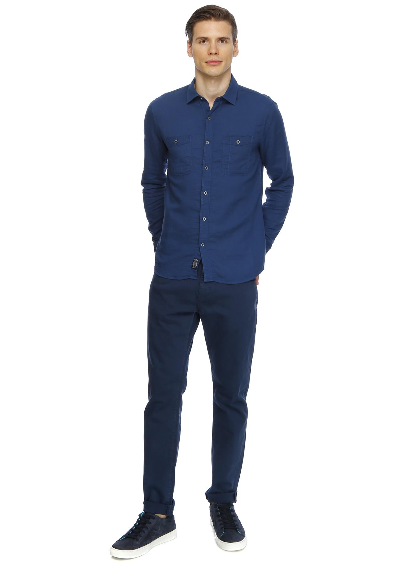 Mavi Jake Lacivert Klasik Pantolon 31-28 5001817697028 Ürün Resmi