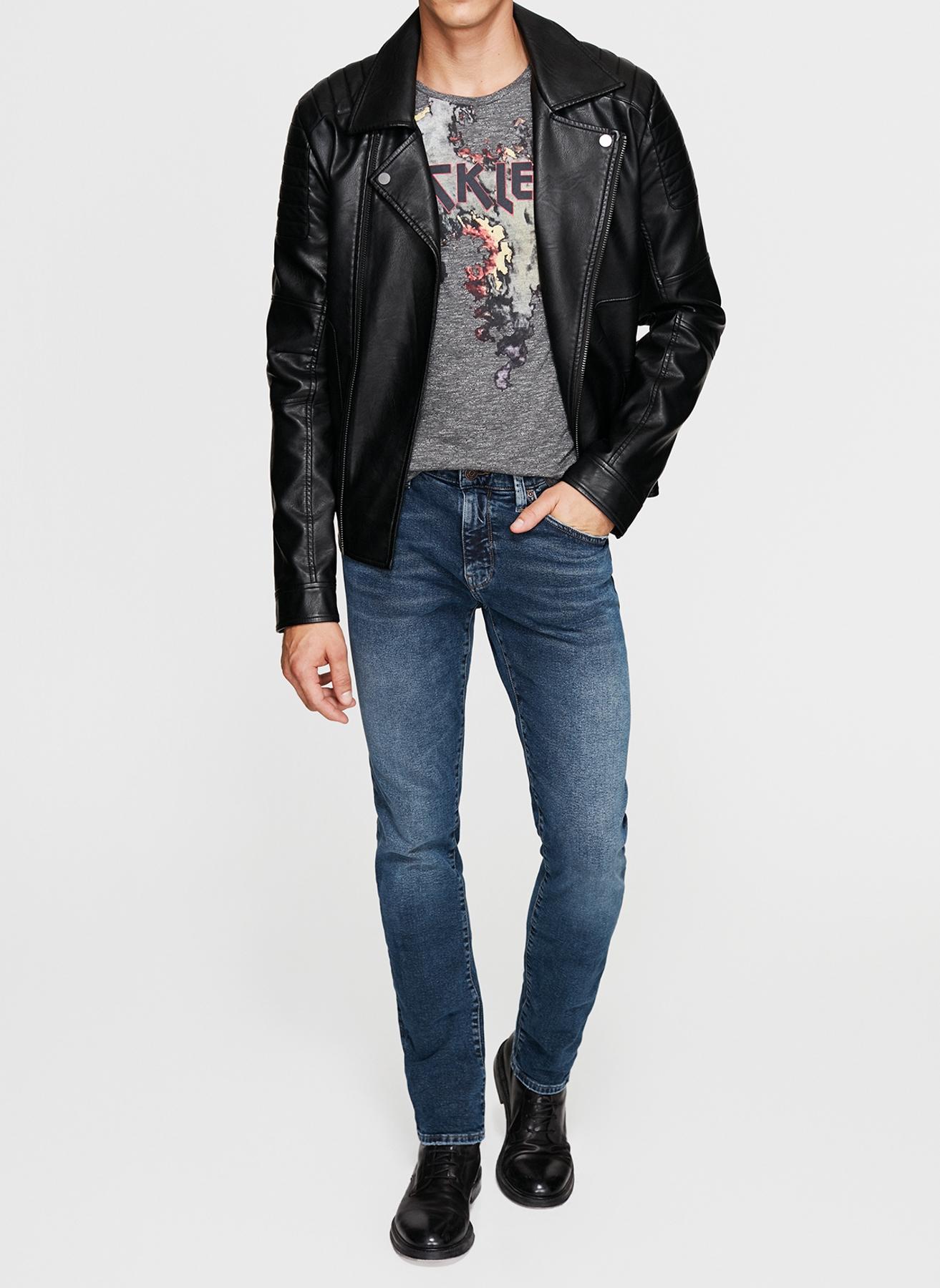 Mavi Jake Koyu Mavi Comfort Klasik Pantolon 31-32 5001818721023 Ürün Resmi