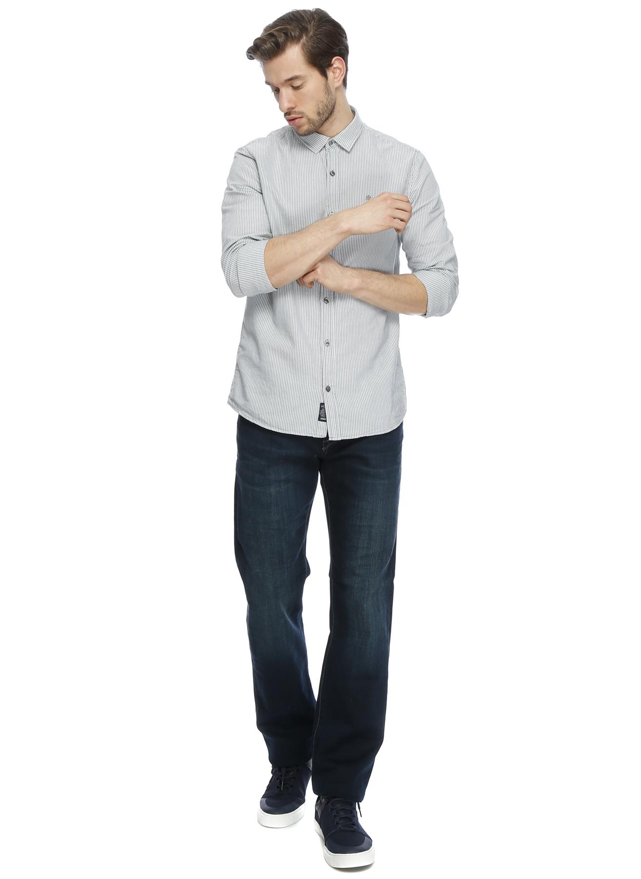 Mavi Martin Mavi Black Koyu Mavi Klasik Pantolon 34-32 5001819970026 Ürün Resmi