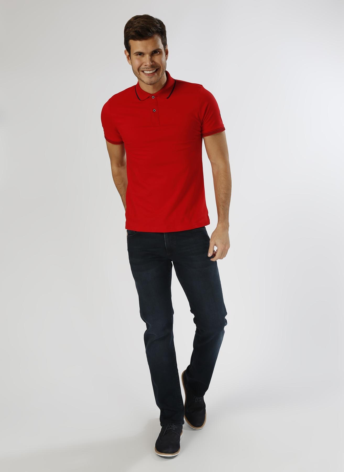 Mavi Hunter Lacivert Klasik Pantolon 5001820068001 Ürün Resmi