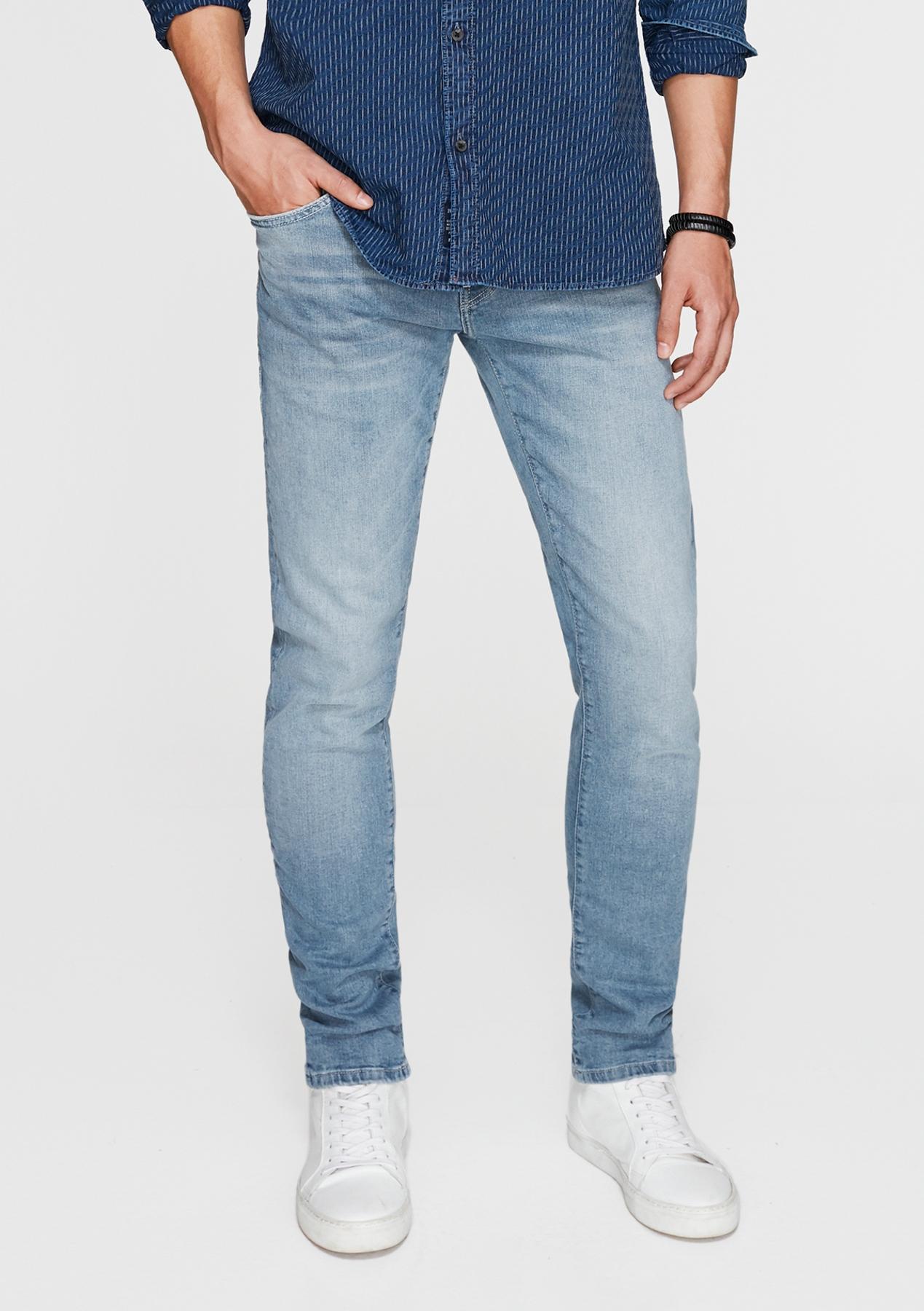 Mavi James Foggy Mavi Black Comfor Klasik Pantolon 27-32 5001820148011 Ürün Resmi