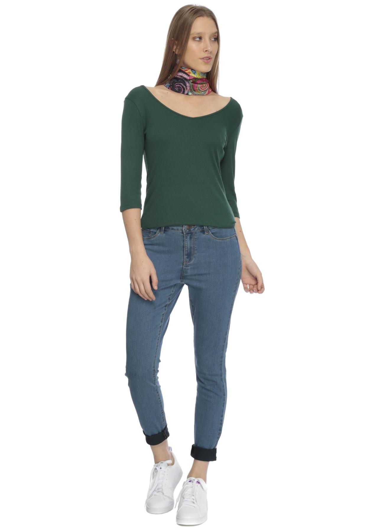 Vero Moda Ankle Slim Fit Denim Pantolon 5001820272001 Ürün Resmi