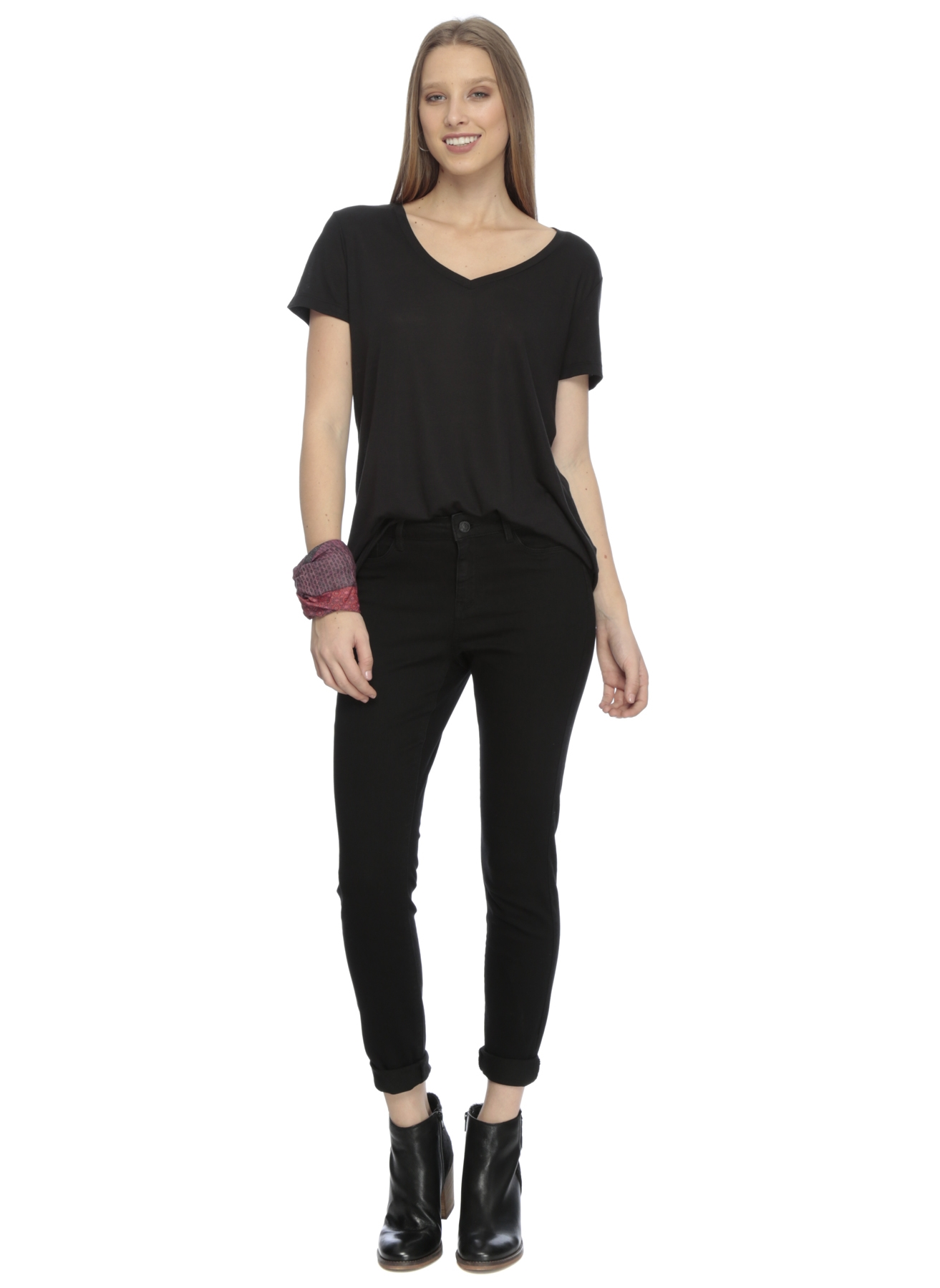 Vero Moda Skinny Pantolon 5001820278002 Ürün Resmi