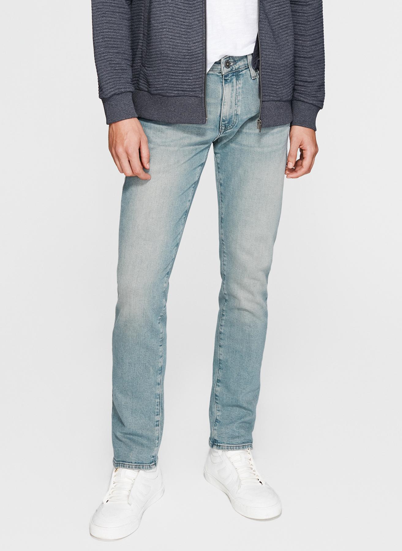 Mavi Renksiz Klasik Pantolon 29-32 5001822919008 Ürün Resmi