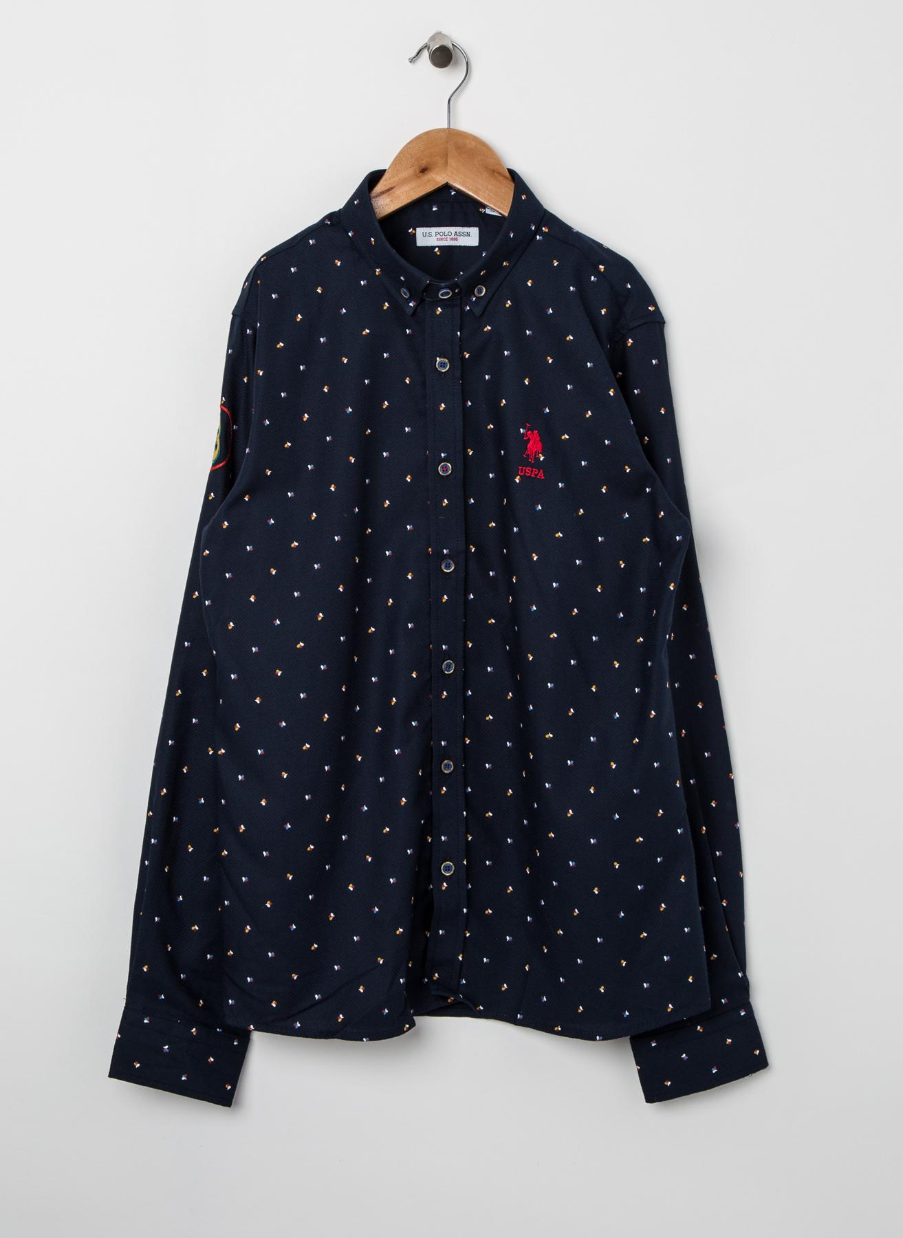 U.S. Polo Assn. Gömlek 6 Yaş 5001823818007 Ürün Resmi