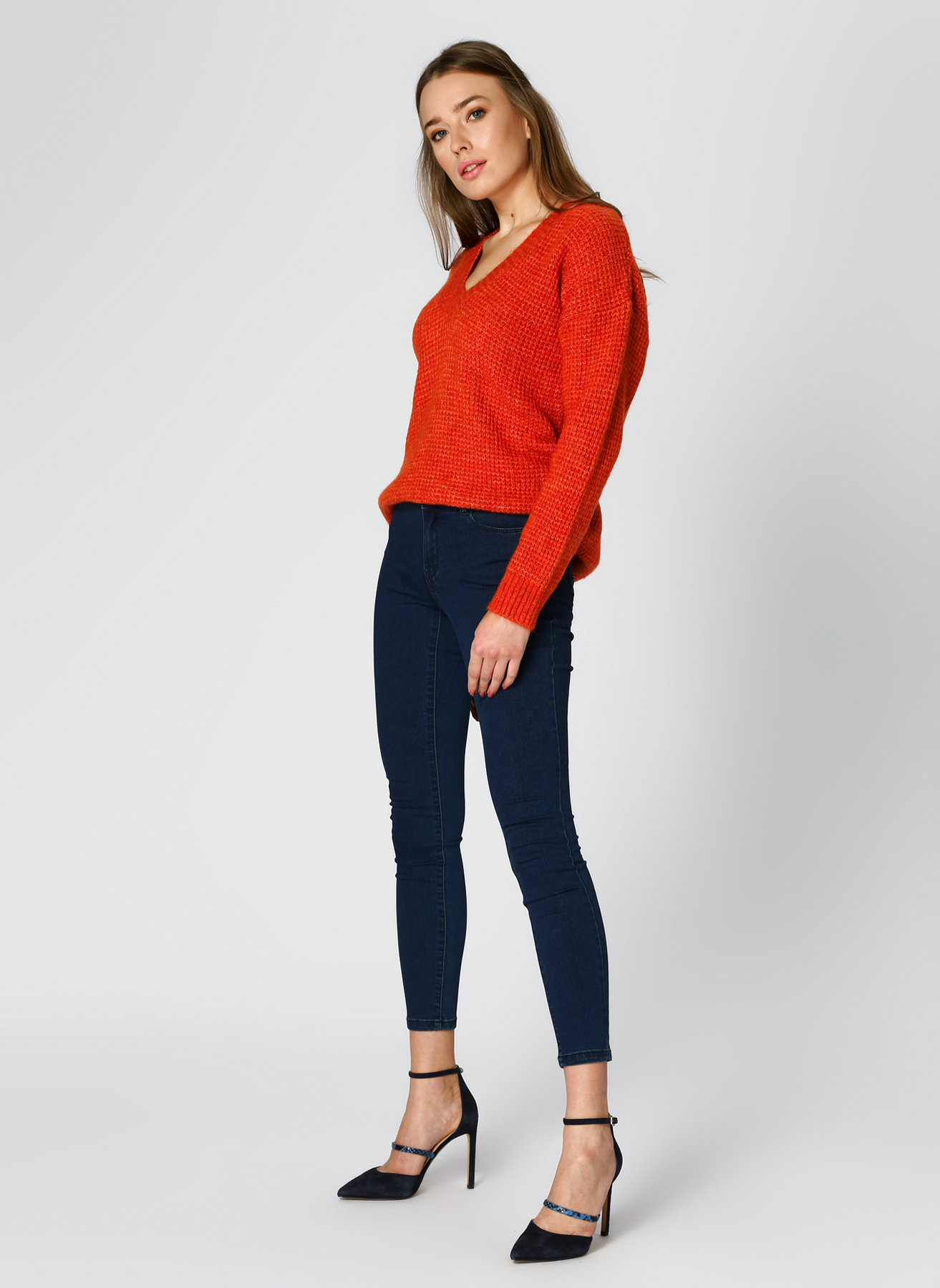 Vero Moda Denim Pantolon 30-32 5001823860002 Ürün Resmi