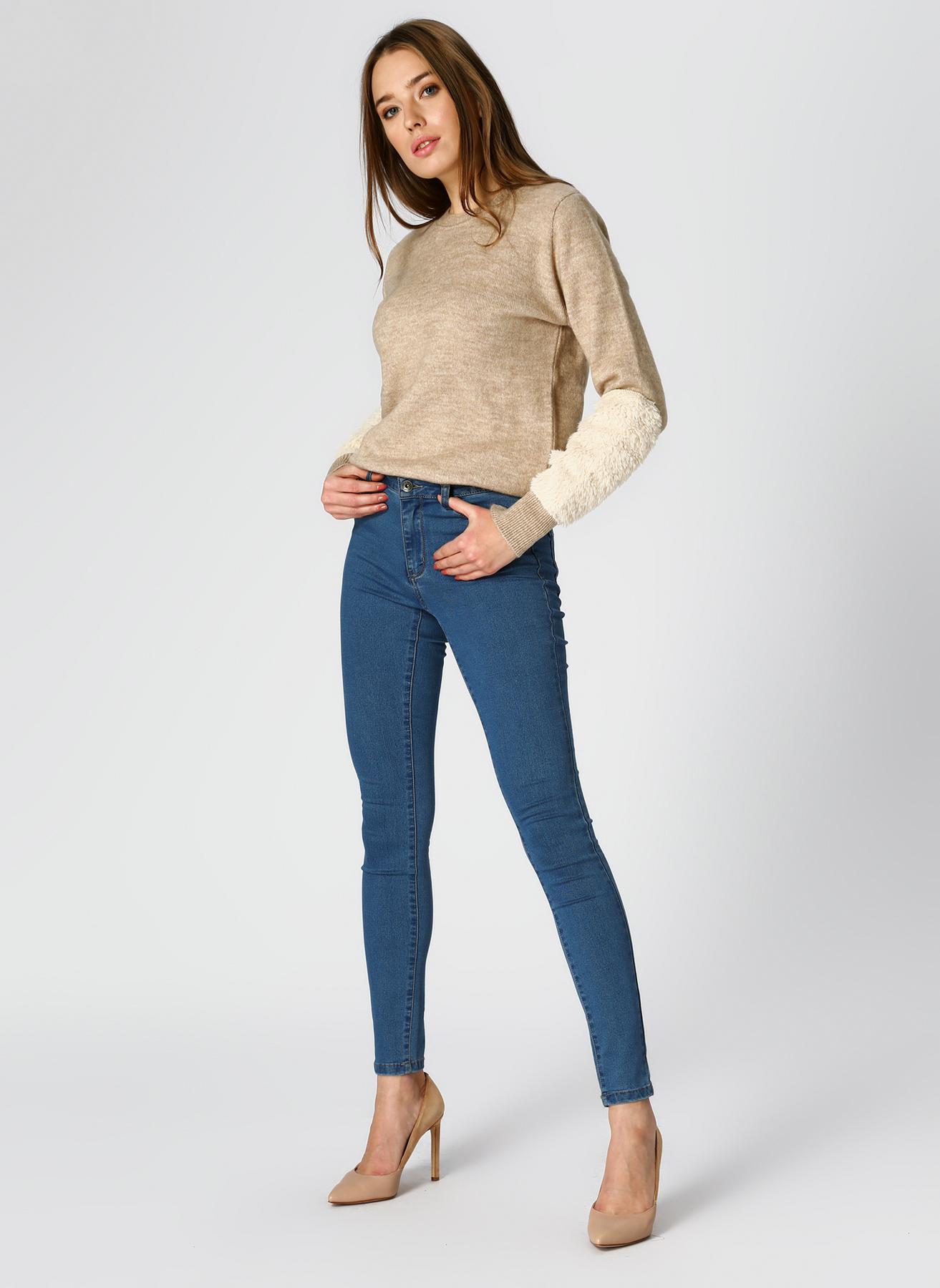 Vero Moda Denim Pantolon 30-32 5001823867001 Ürün Resmi