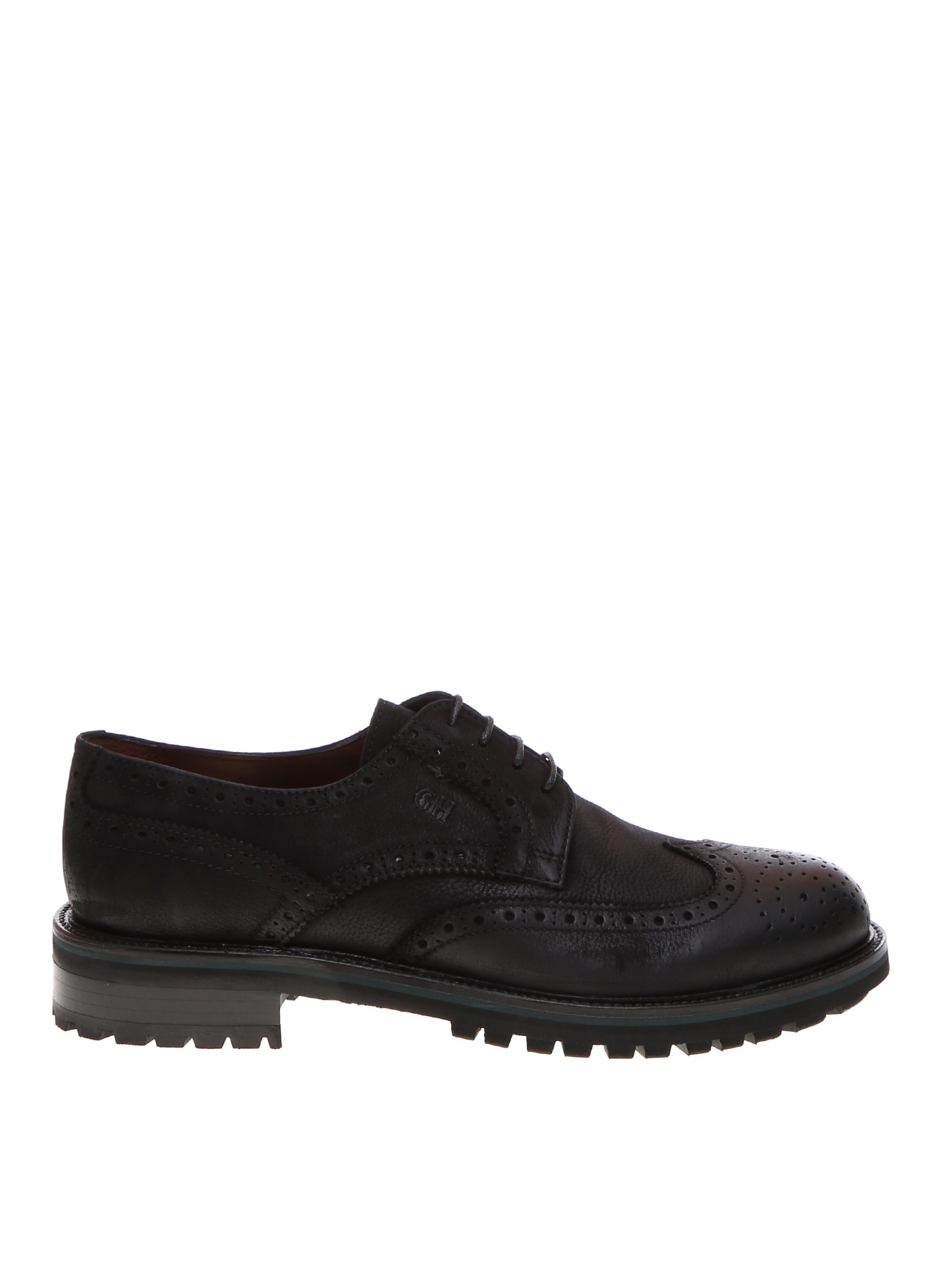 George Hogg Siyah Klasik Ayakkabı 42 5001908434003 Ürün Resmi