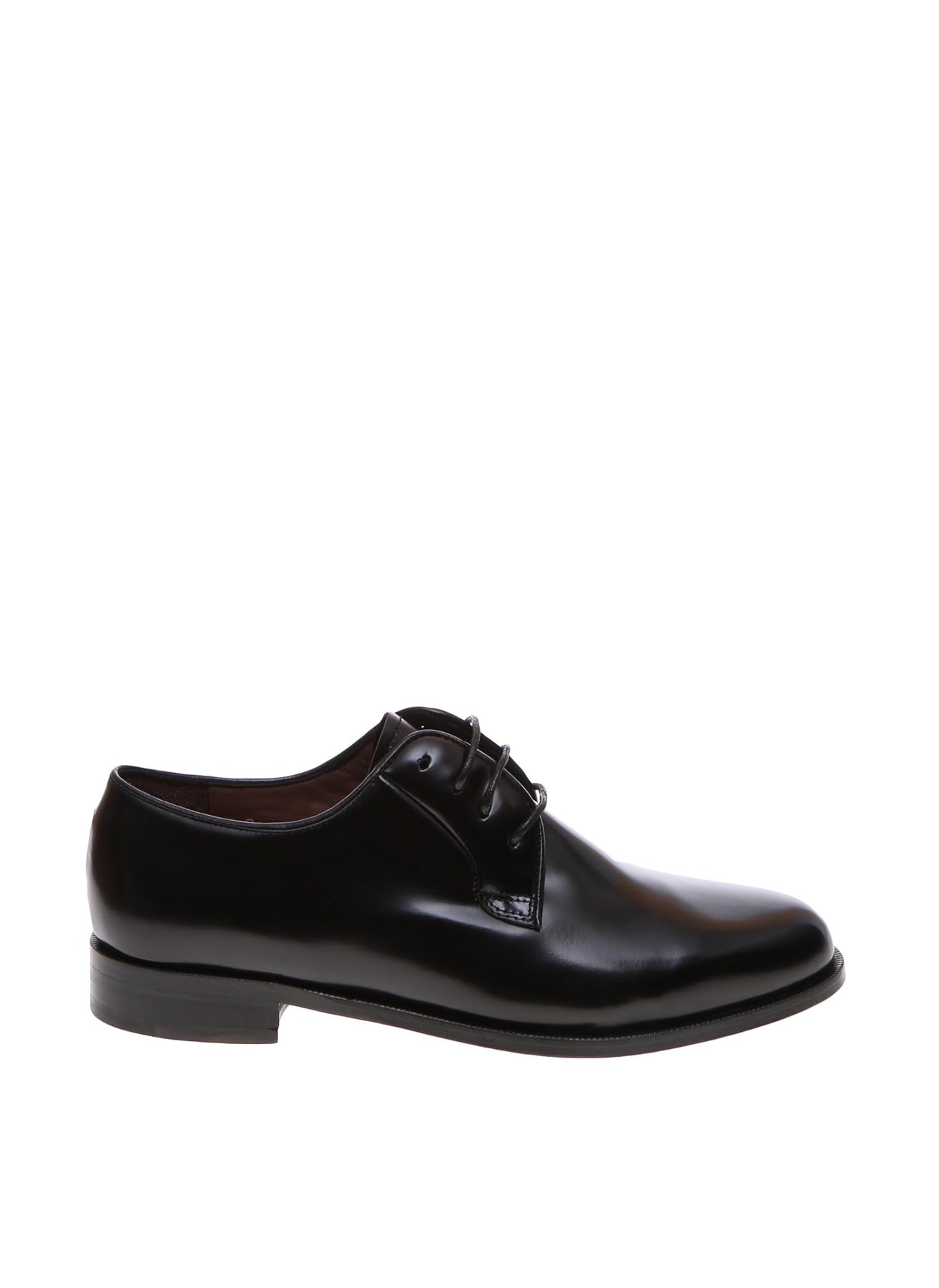 George Hogg Kadın Bordo Deri Düz Ayakkabı 37 5001909205002 Ürün Resmi