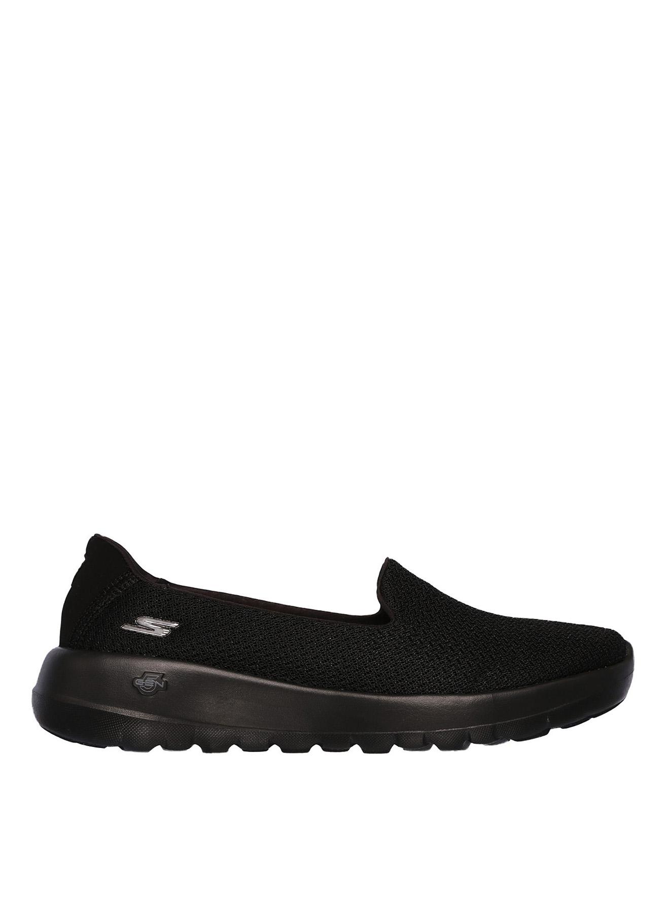 36 Siyah Skechers Go Walk Joy- Splendid Koşu Ayakkabısı 5001910063002 & Çanta Kadın Spor