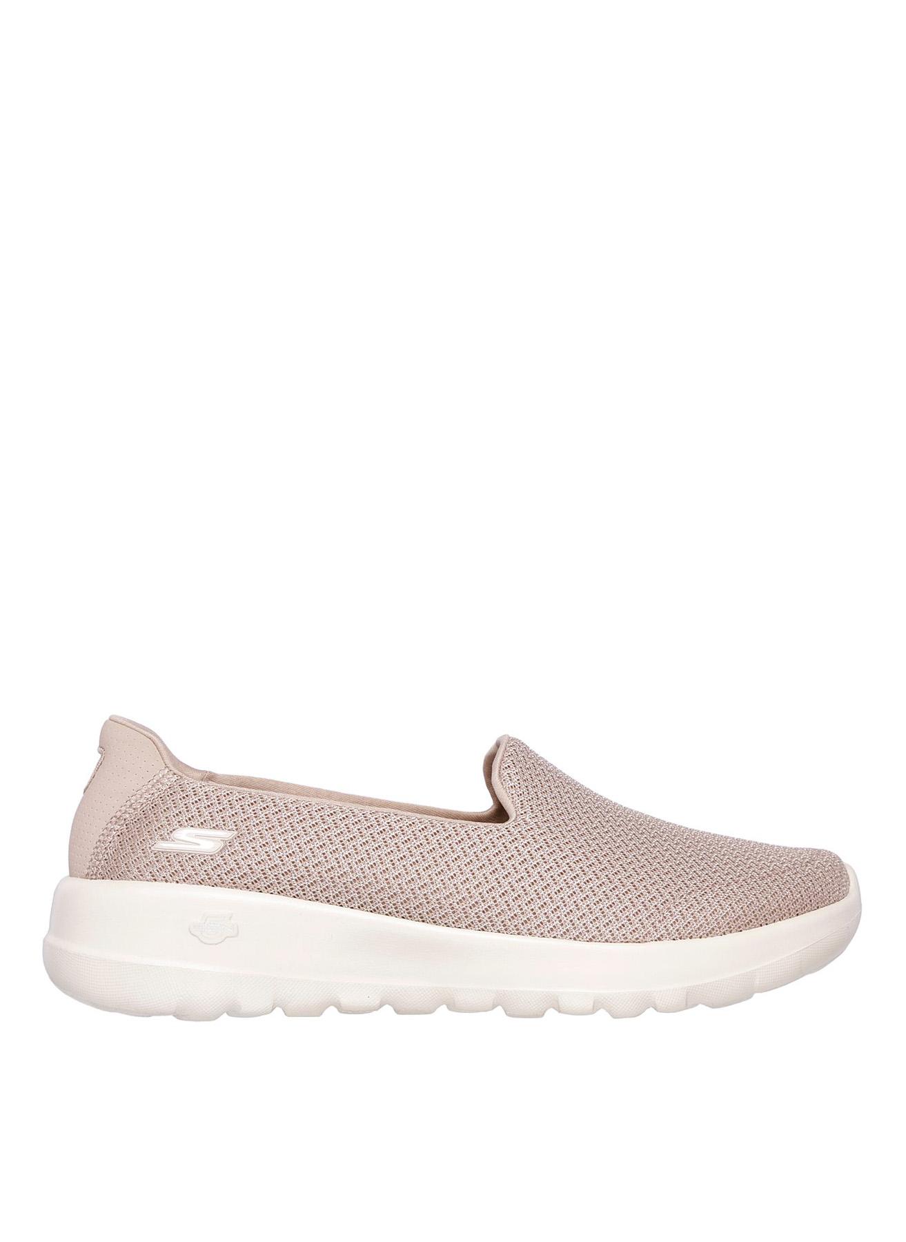 36 Bej Skechers Go Walk Joy- Splendid Koşu Ayakkabısı 5001910064002 & Çanta Kadın Spor