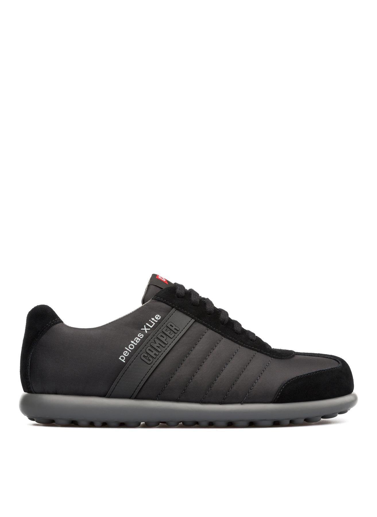 Camper Erkek Deri Siyah Günlük Ayakkabı 45 5001910280007 Ürün Resmi