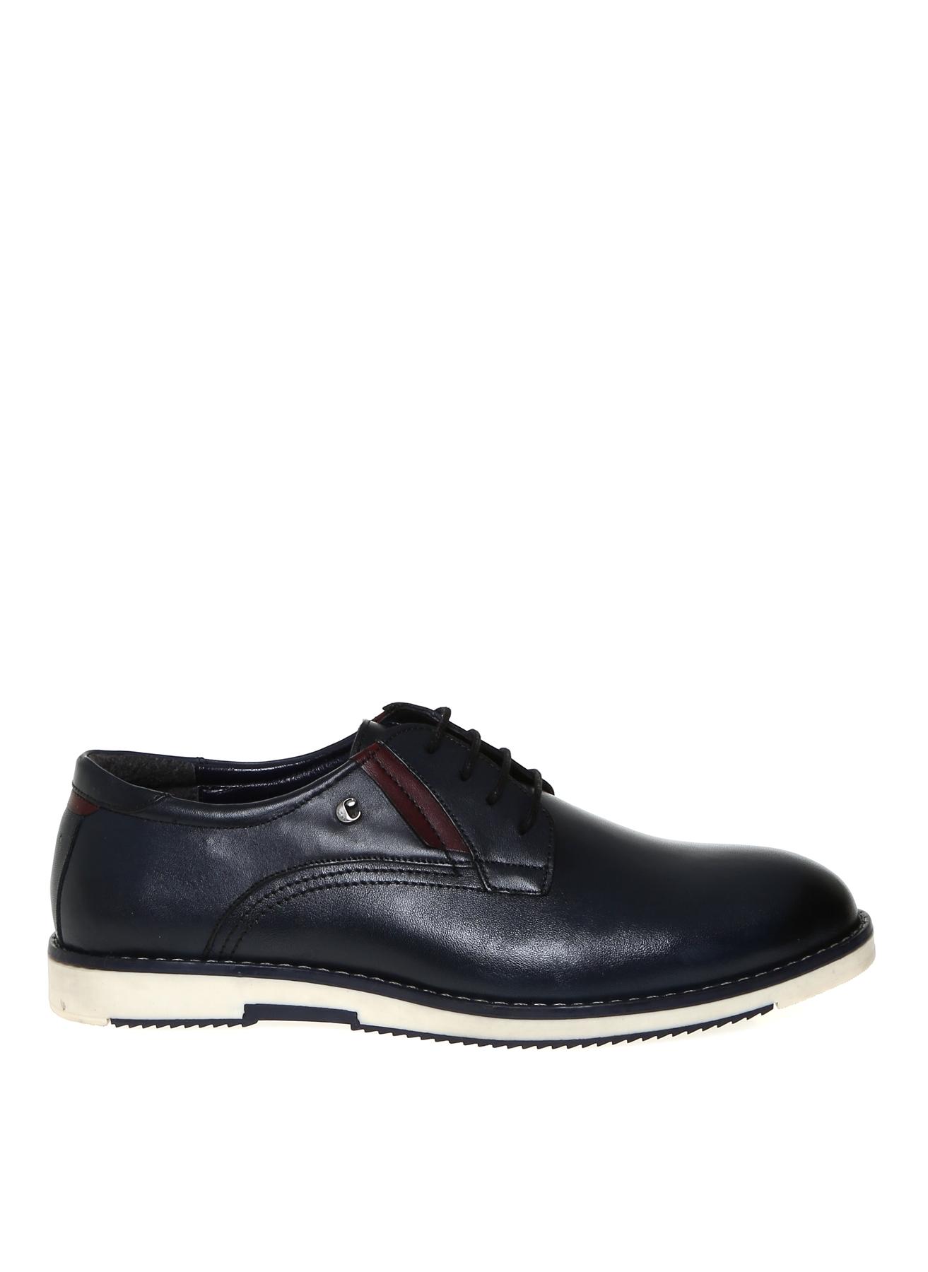 Cacharel Erkek Deri Lacivert Klasik Ayakkabı 41 5001911364002 Ürün Resmi