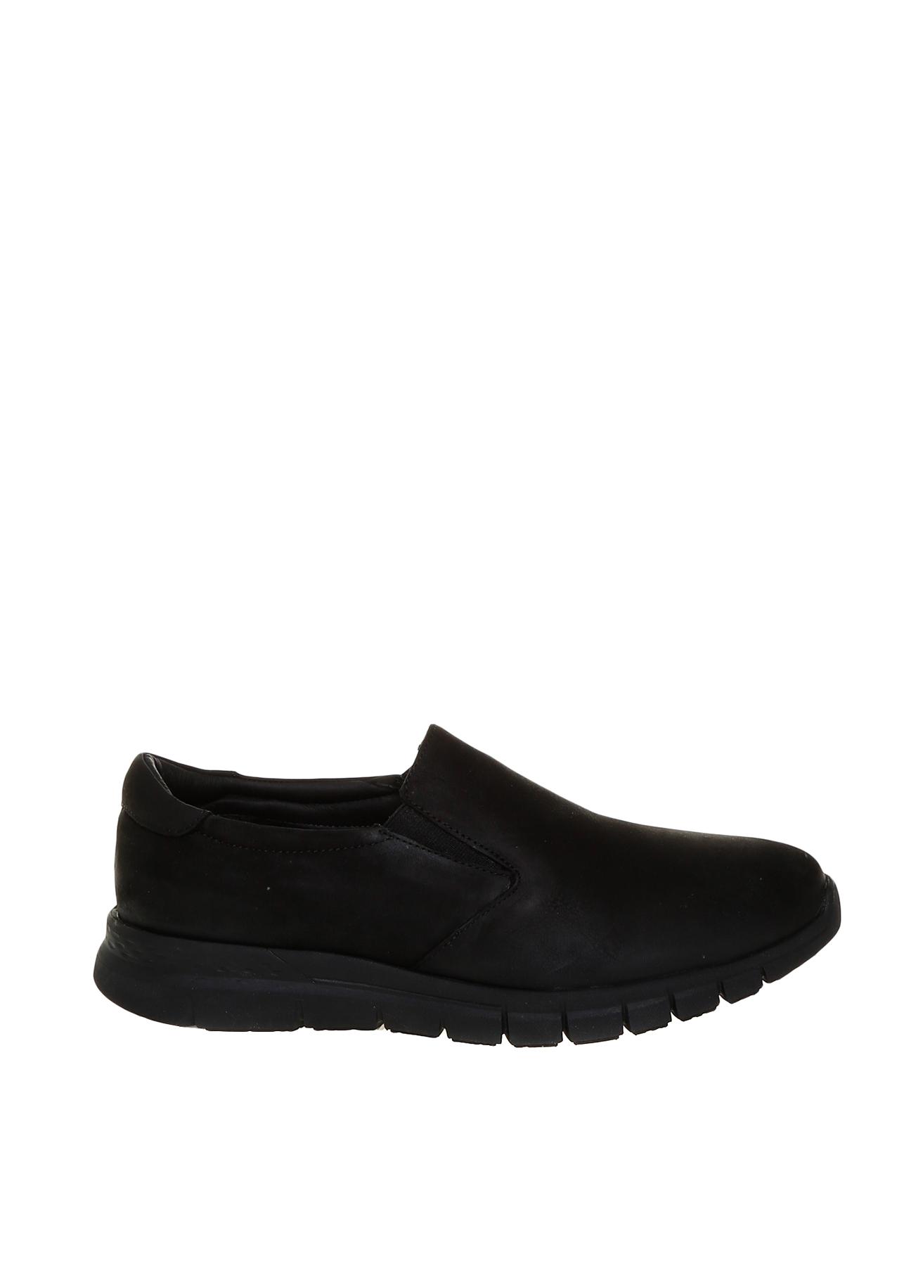Penford Deri Siyah Düz Ayakkabı 38 5001916044003 Ürün Resmi