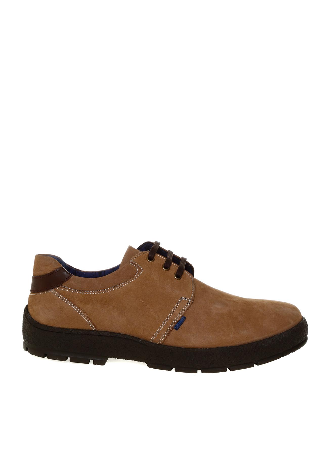 Limon Deri Kum Klasik Ayakkabı 44 5001916474005 Ürün Resmi