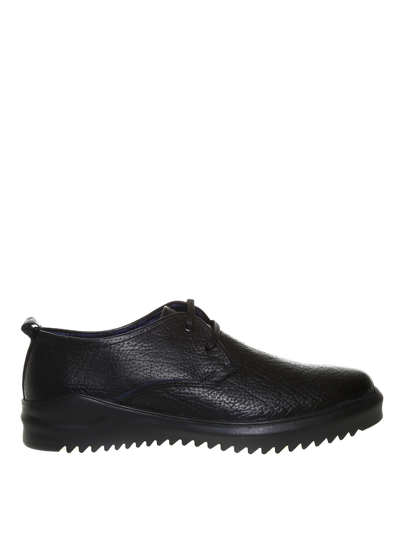 Limon Erkek Deri Siyah Klasik Ayakkabı 43 5001916482004 Ürün Resmi